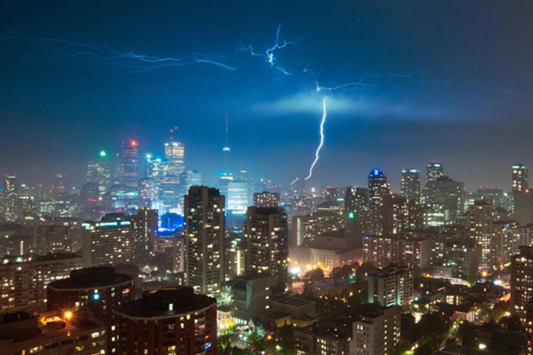 Lightning Toronto Storm