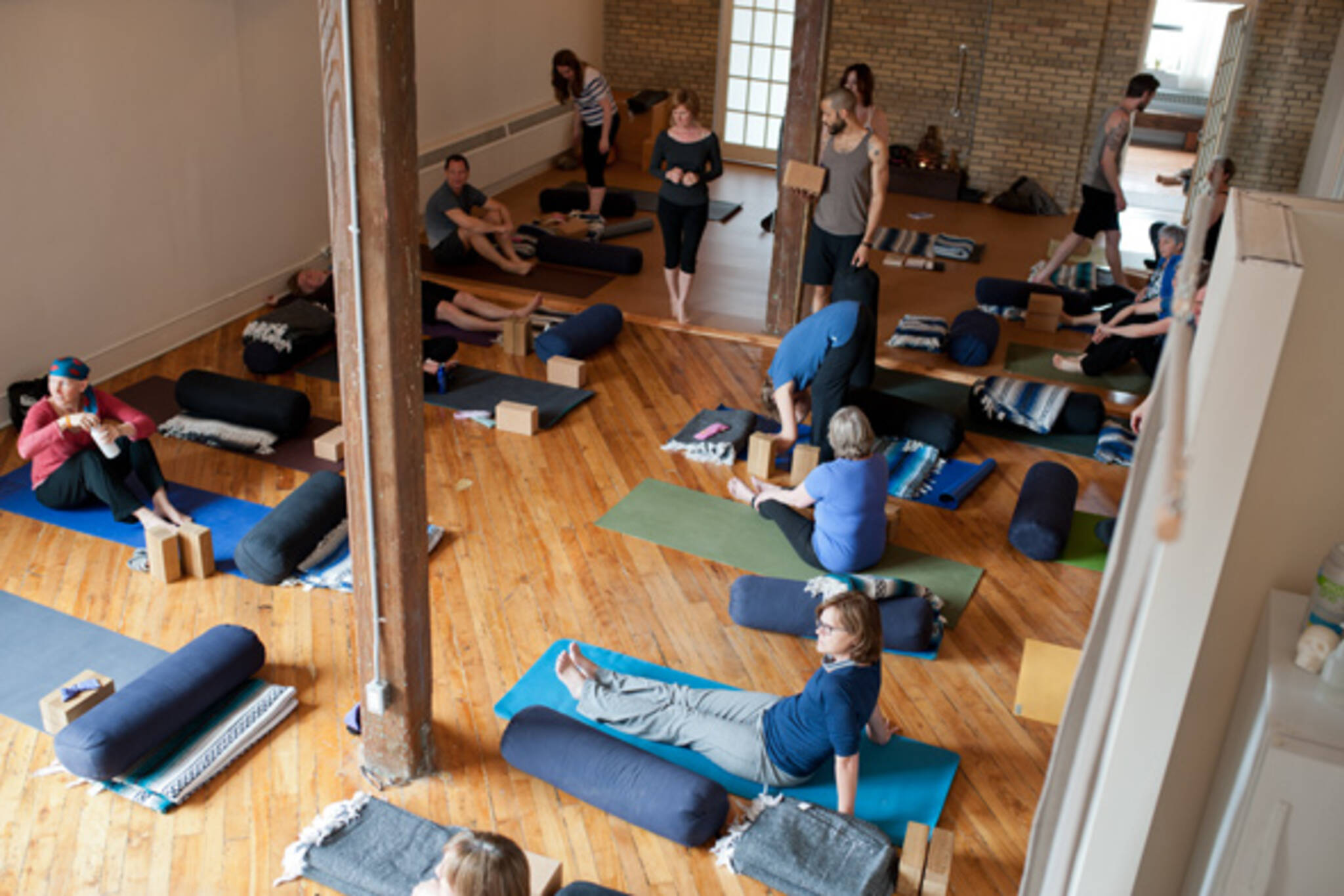 Leslieville Yoga Studio Toronto