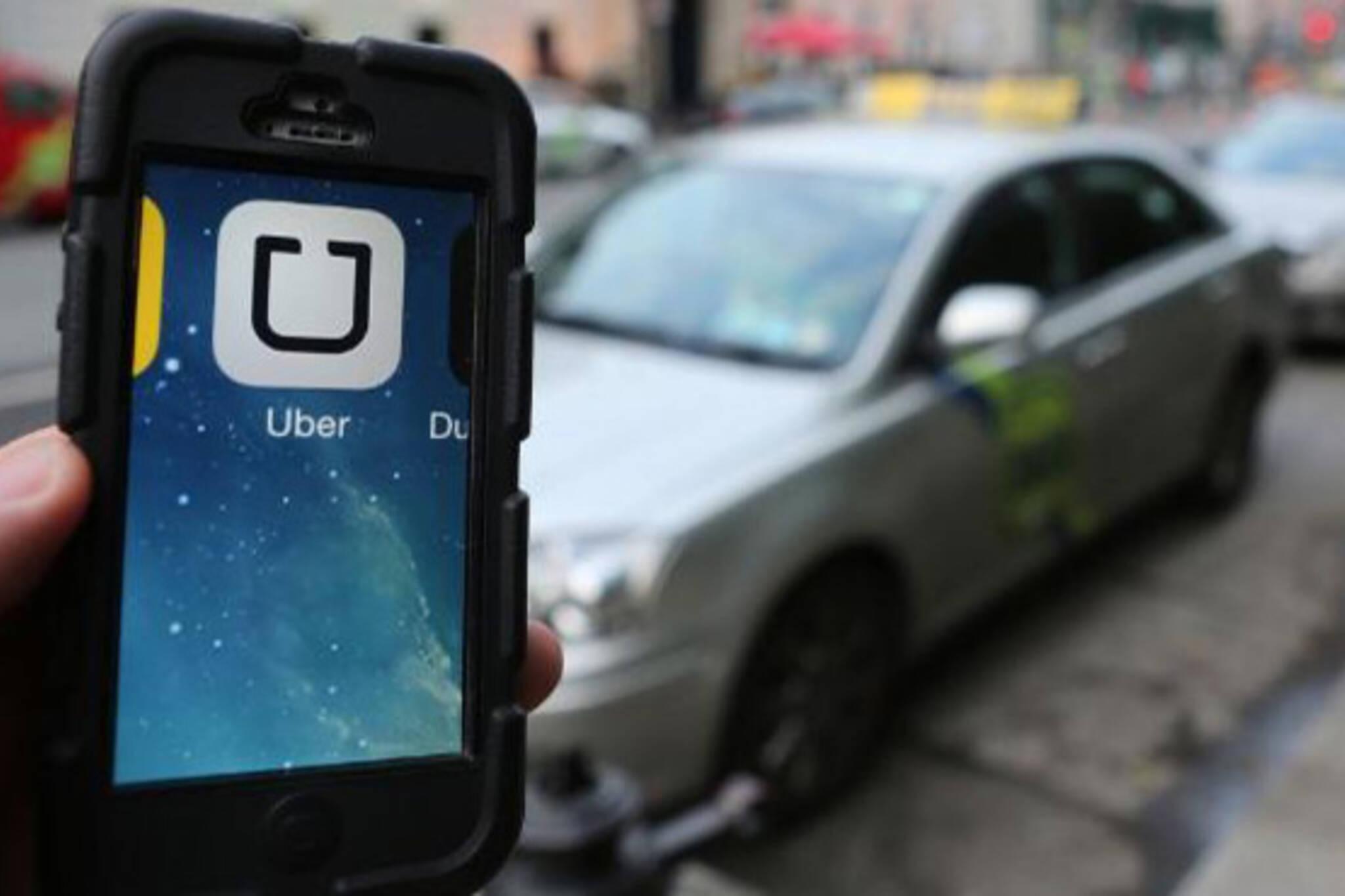 Uberpool toronto