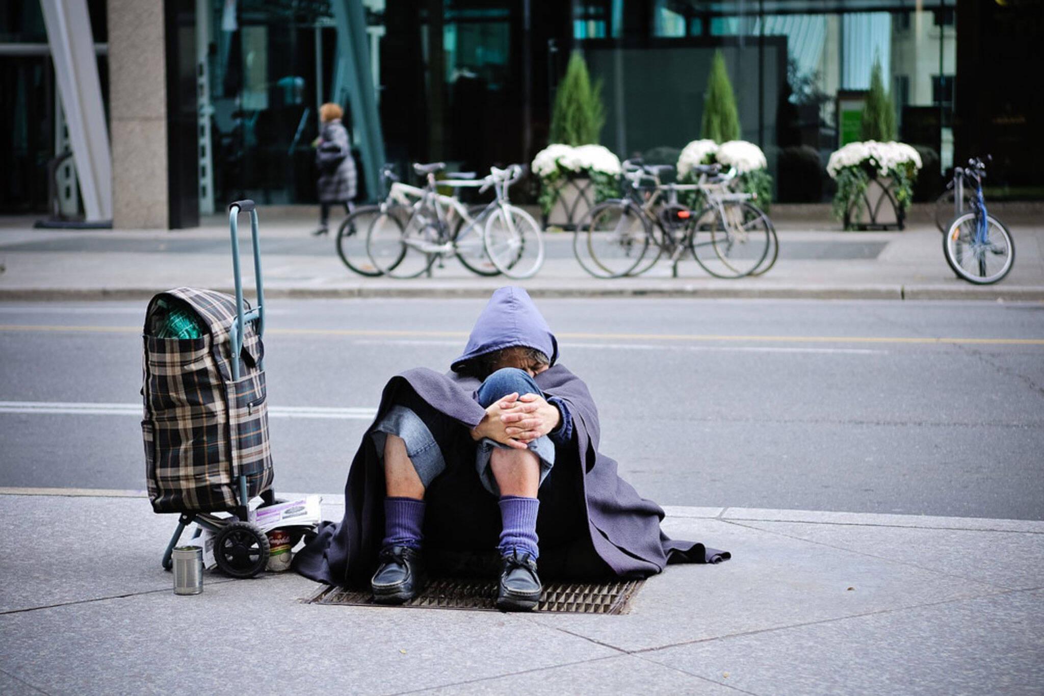 covid homeless toronto