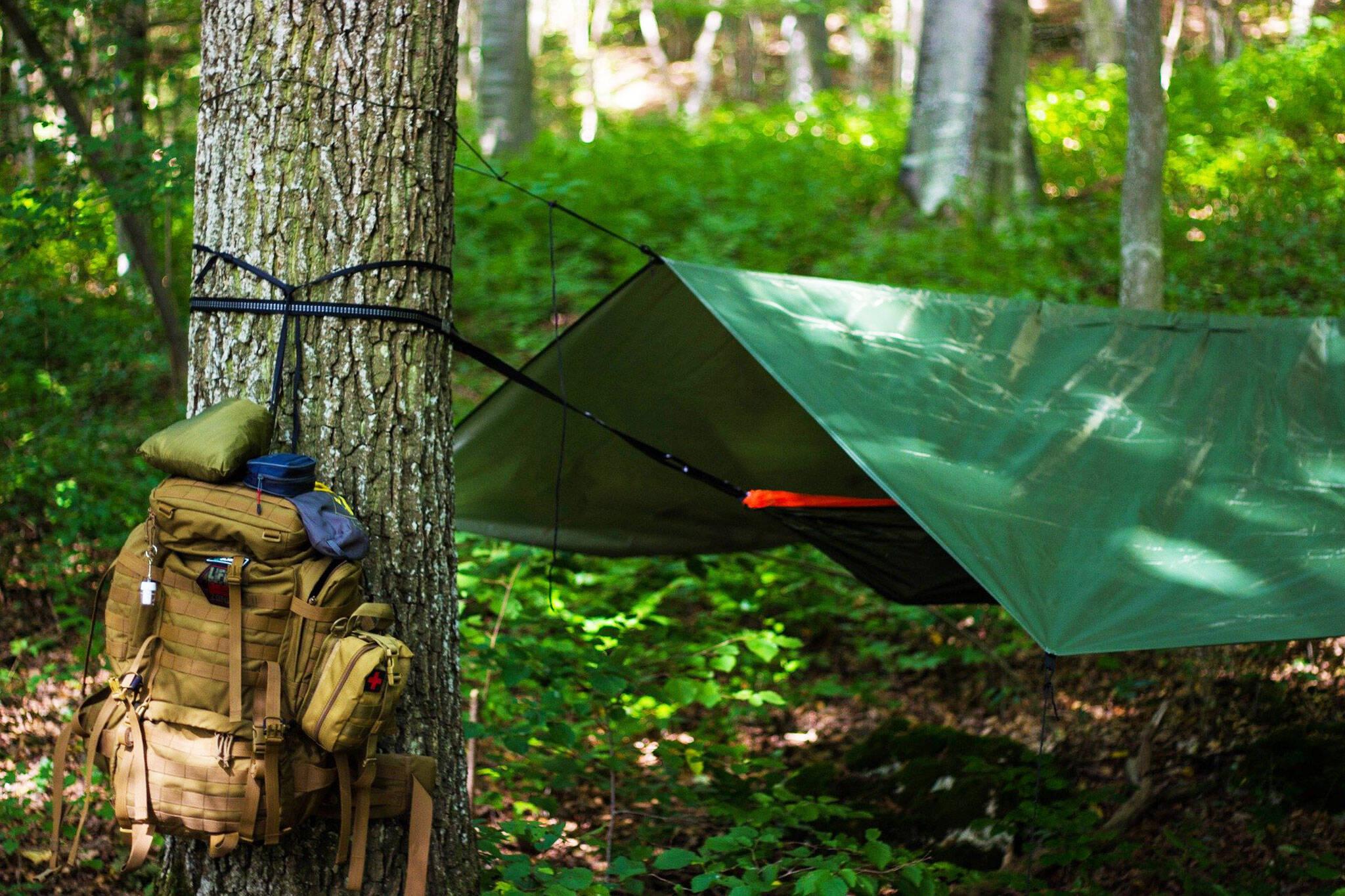 crown land camping ontario