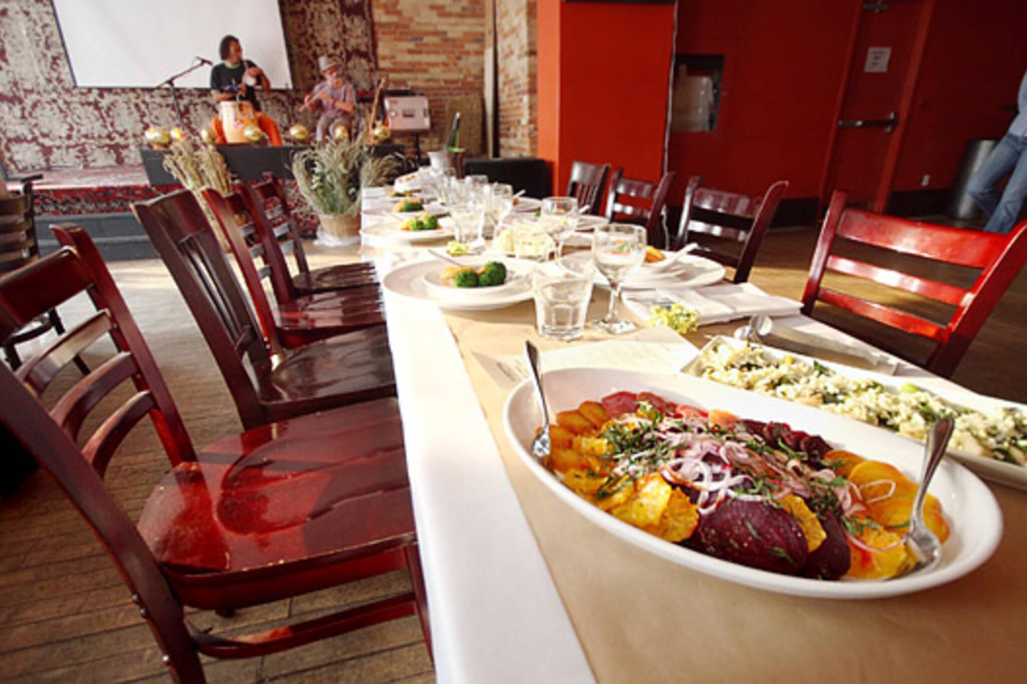 Harvest Wednesdays Banquet