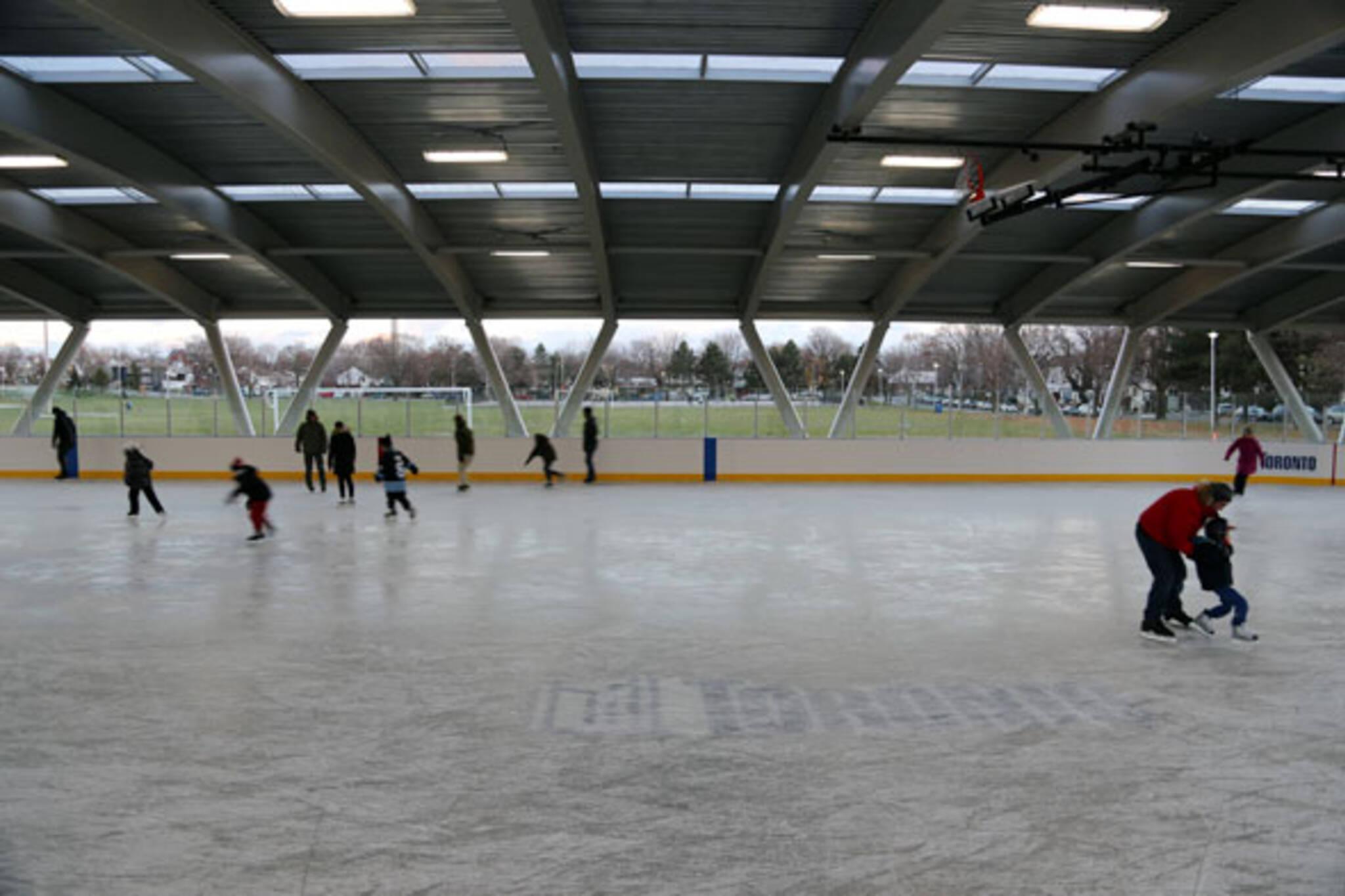 Greenwood Park rink