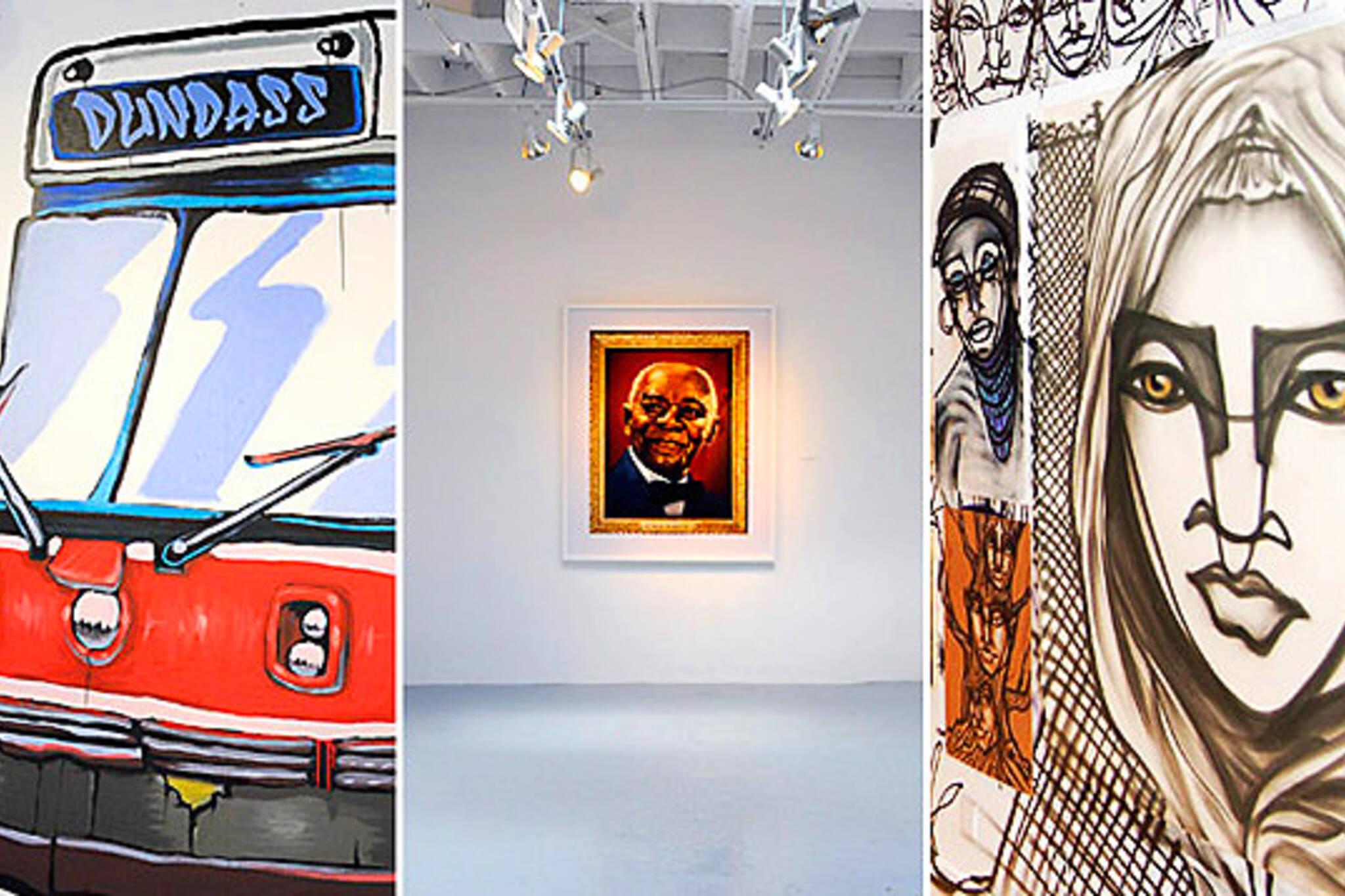 Best Art Galleries Toronto