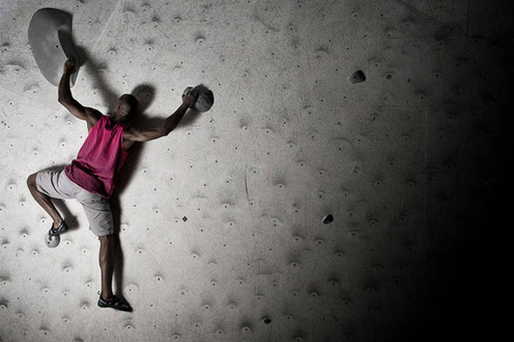 Rock Climbing Toronto