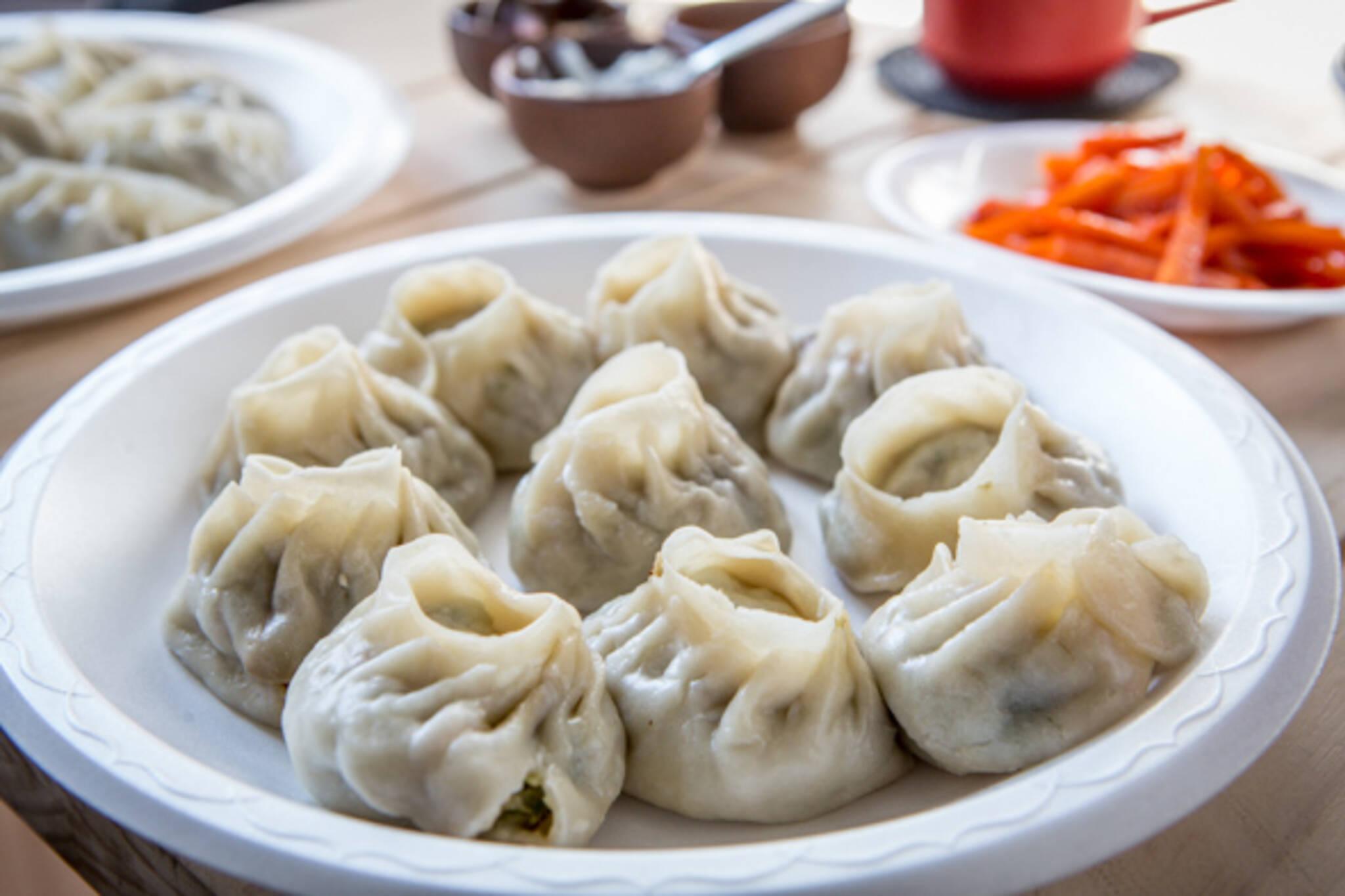 Tibetan Family Kitchen Menu