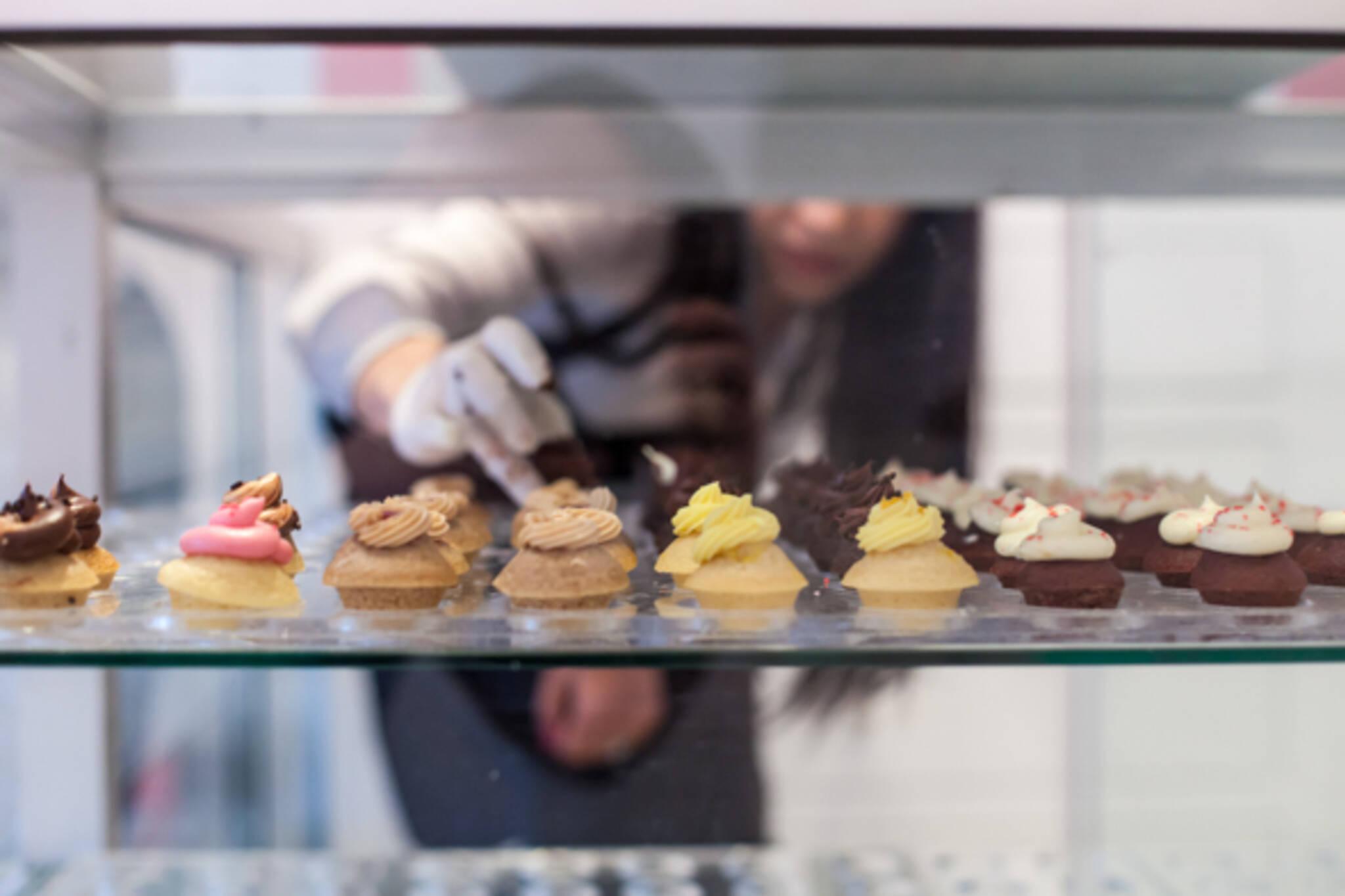 cupcake bar toronto