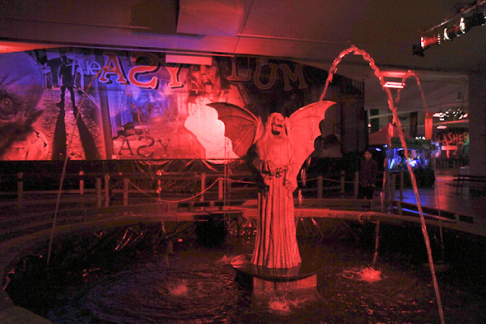 haunted house toronto
