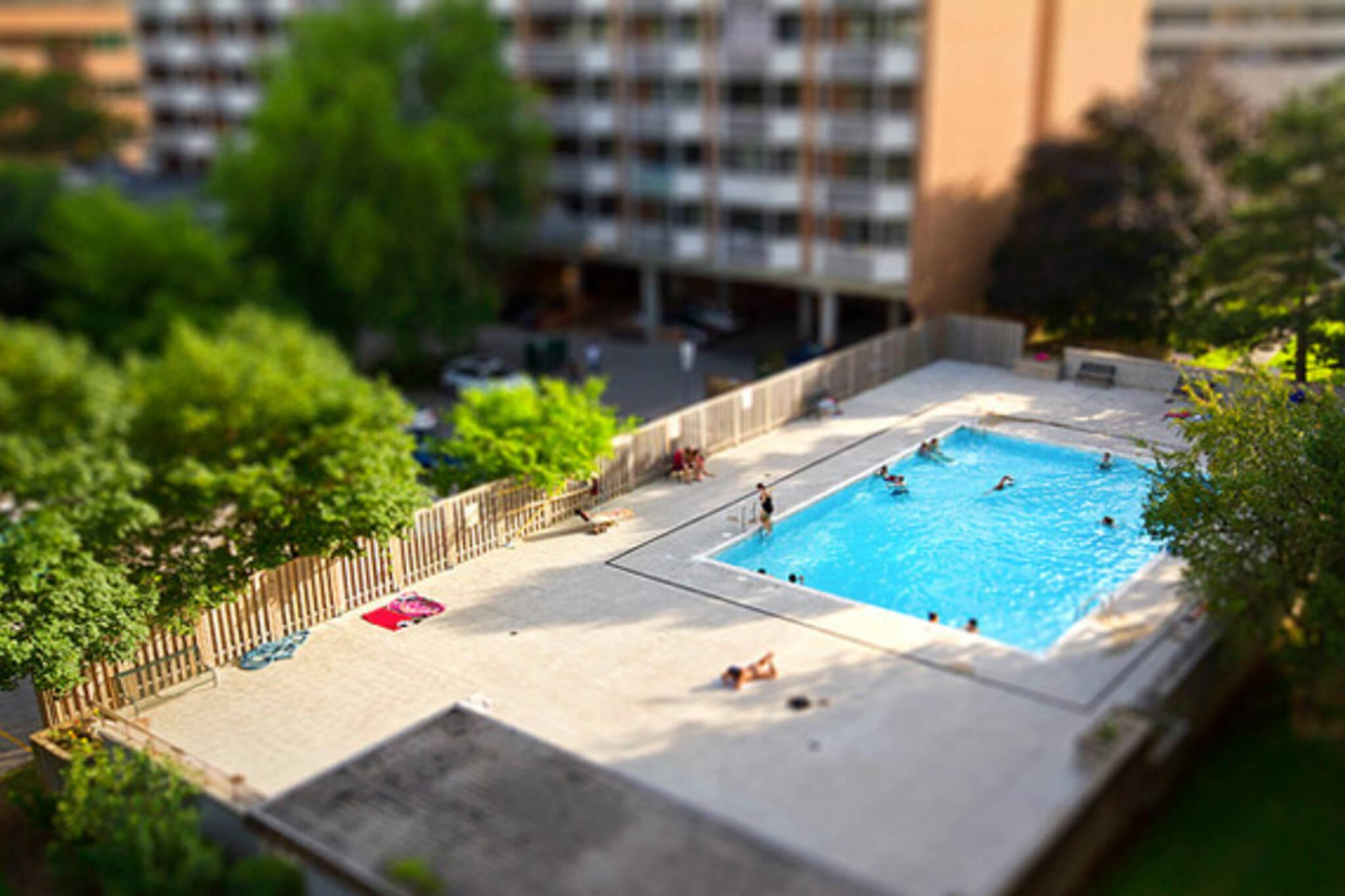 Toronto pool
