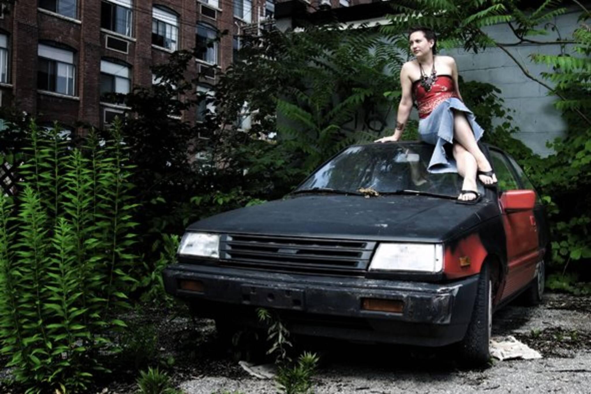 Ashley Car