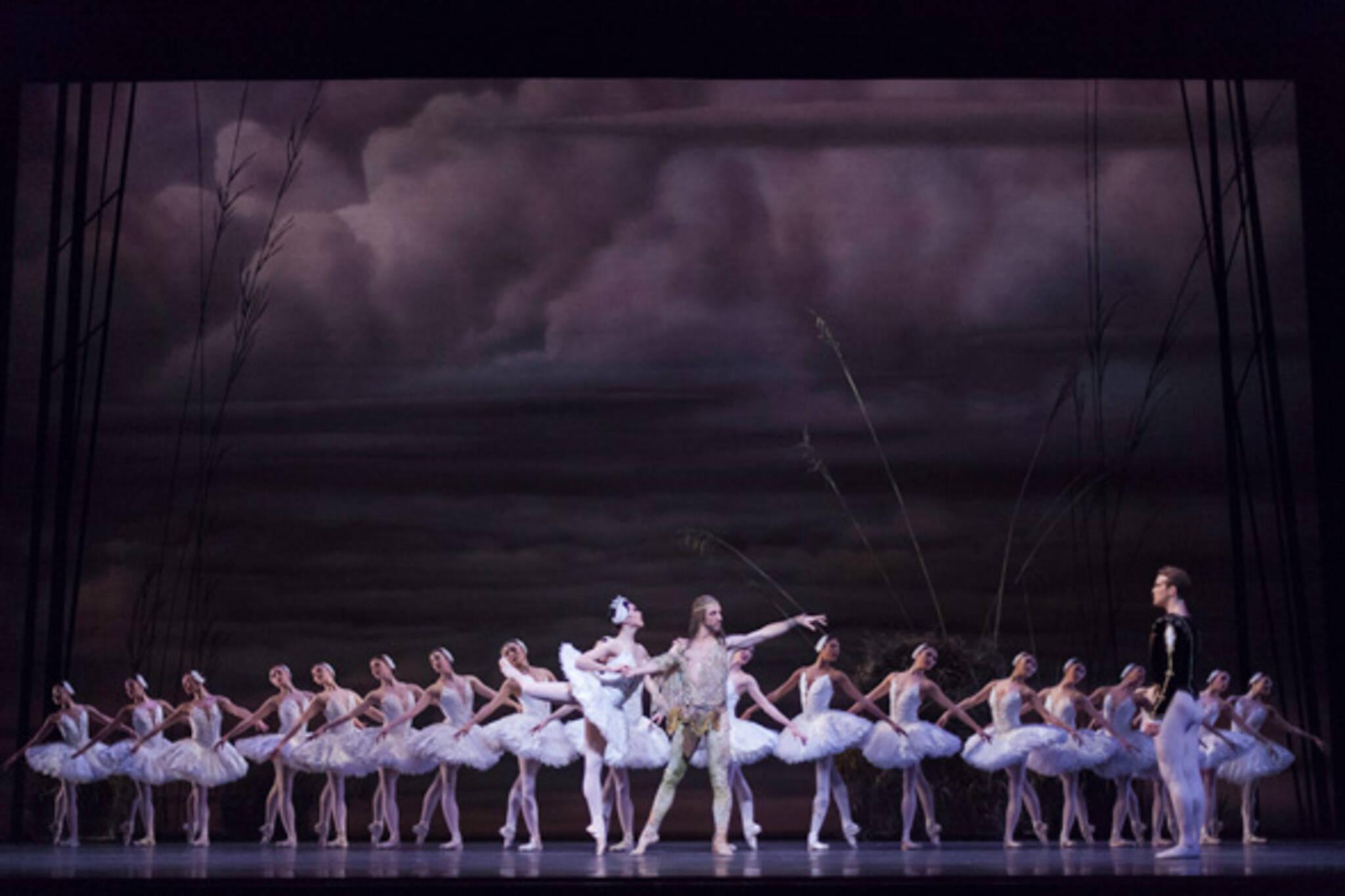 Swan Lake Ballet Toronto
