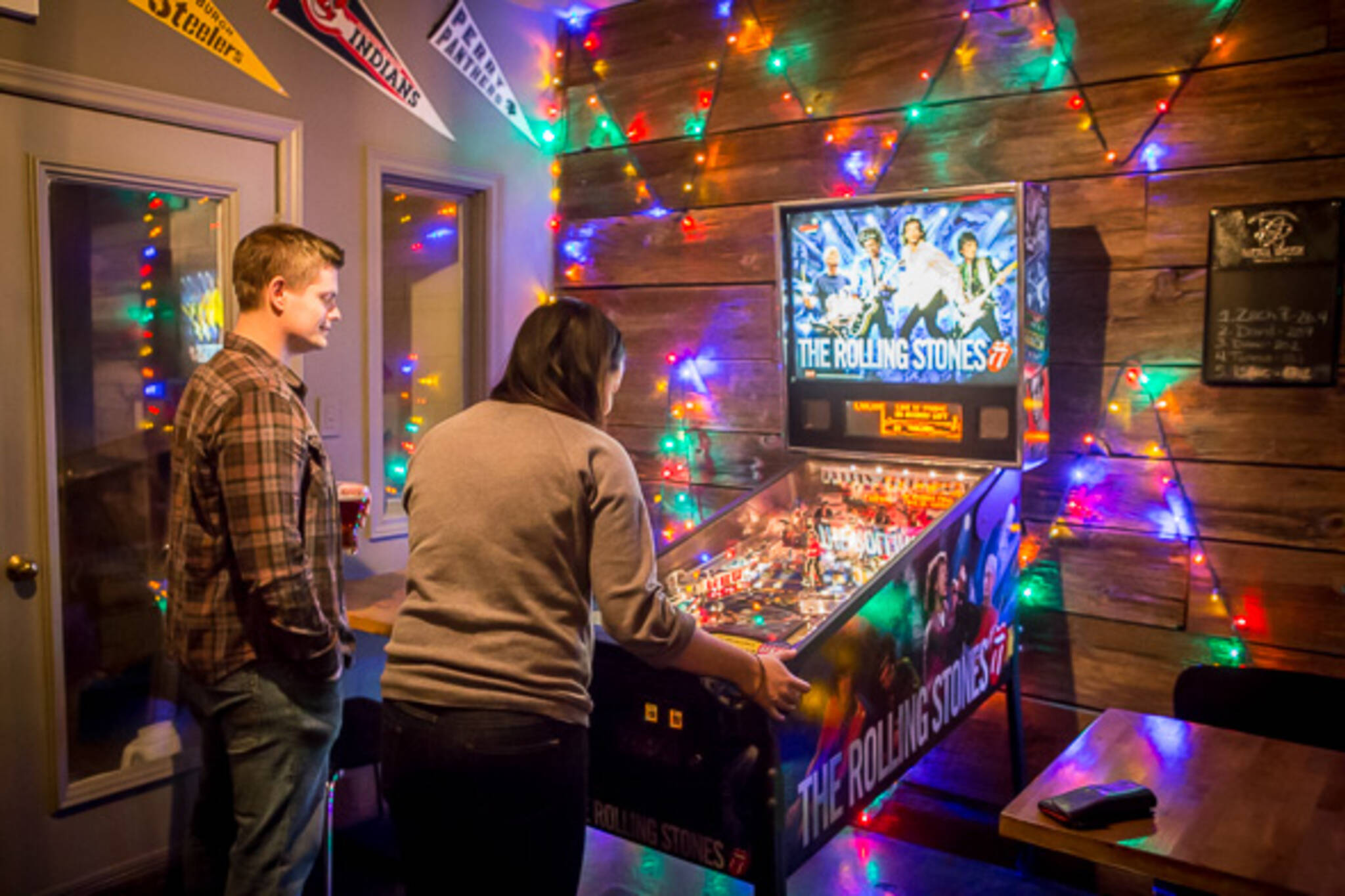 Craft Beers  Club Pinball