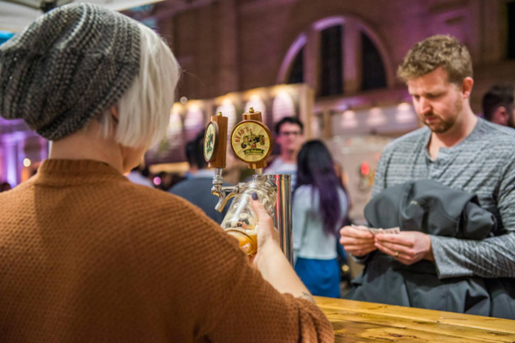 winter brewfest toronto