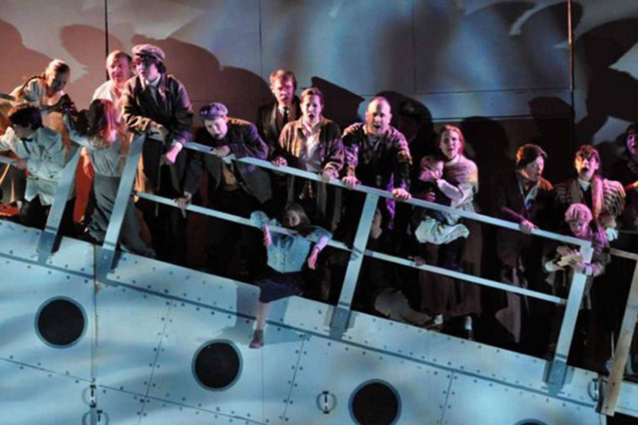 Titanic Musical Toronto