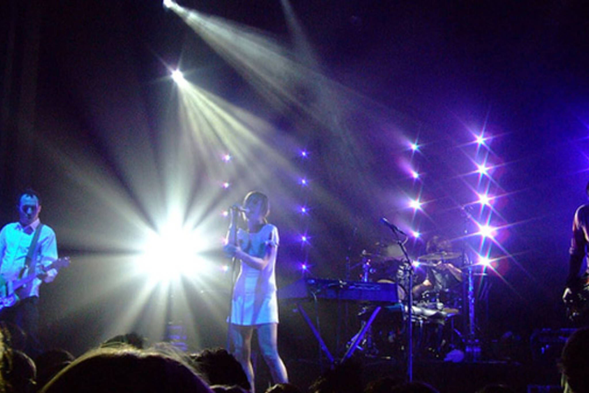 Metric Re-Live It Out At DVD Screening