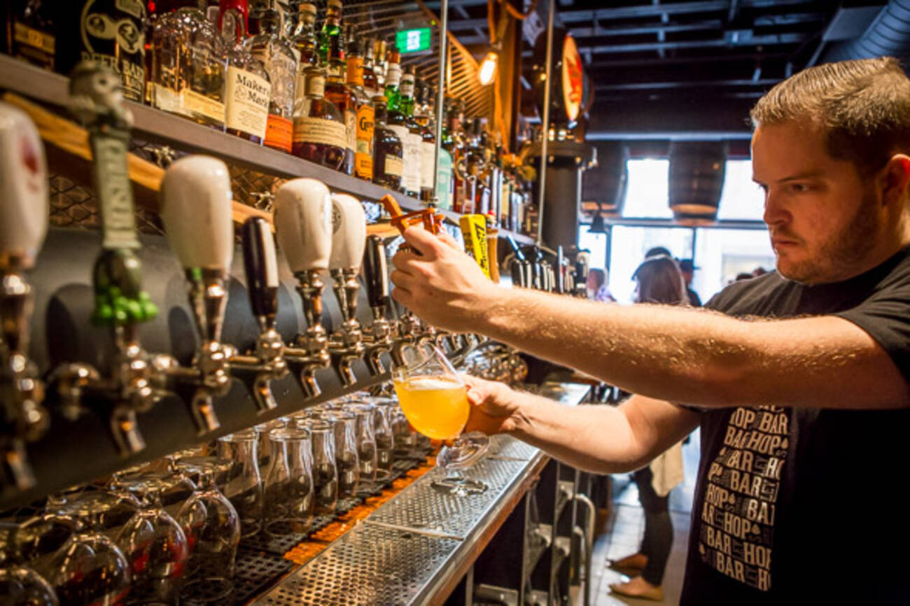 The Best Beer Selection In Toronto