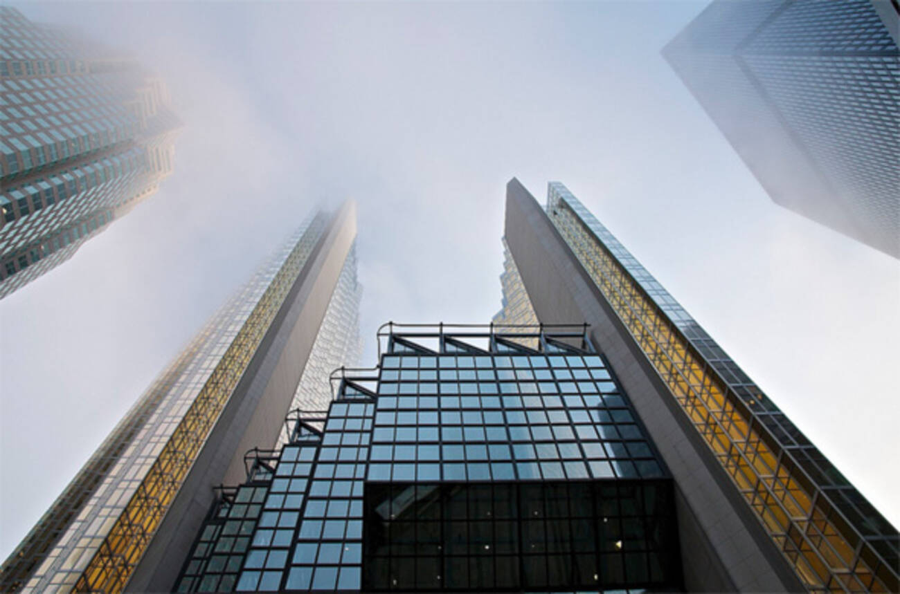 Toronto Street Has Canada S Most Expensive Office Space