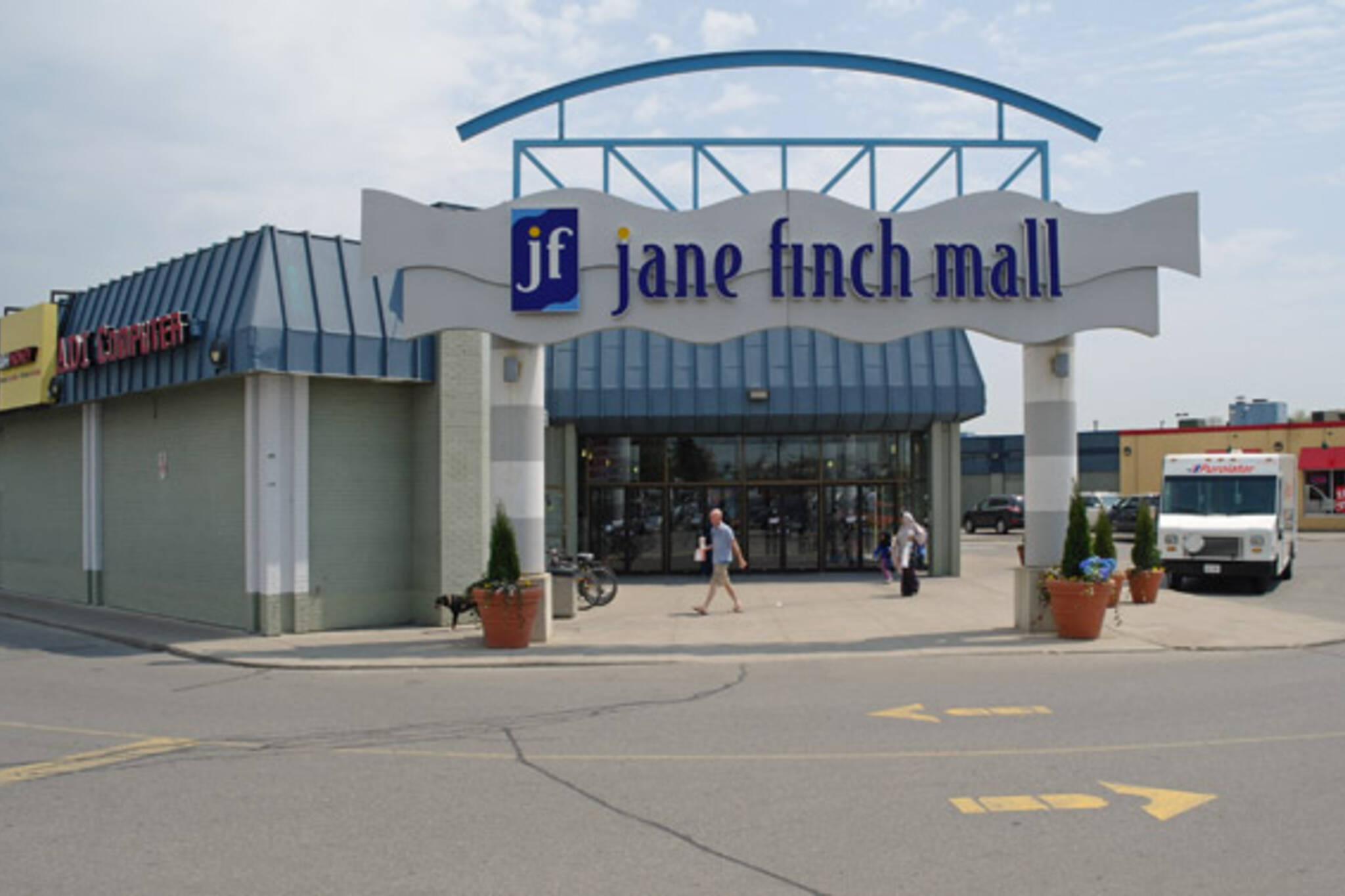 Jane Finch Mall