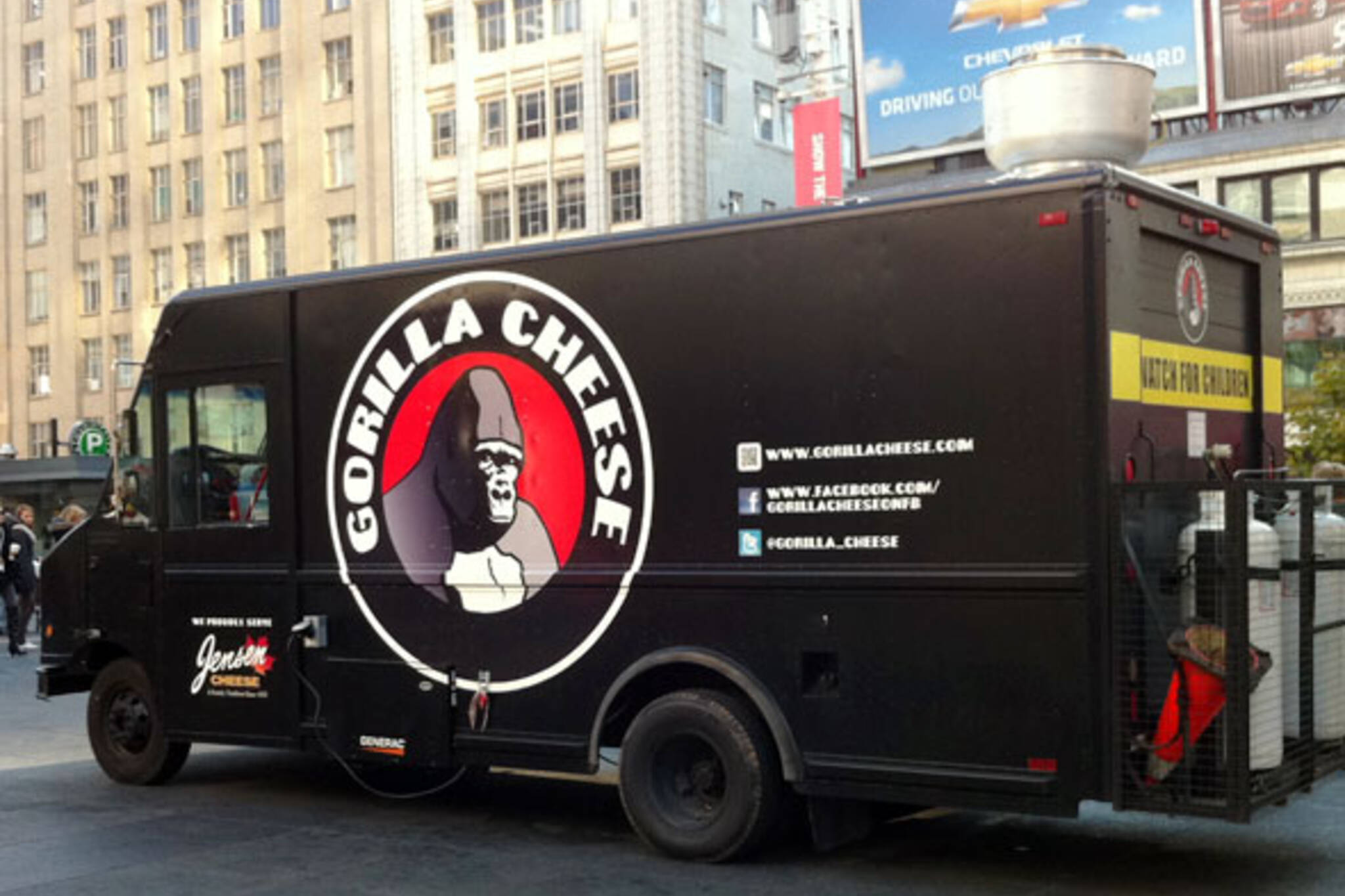 Toronto Set To Ease Food Truck Bylaws