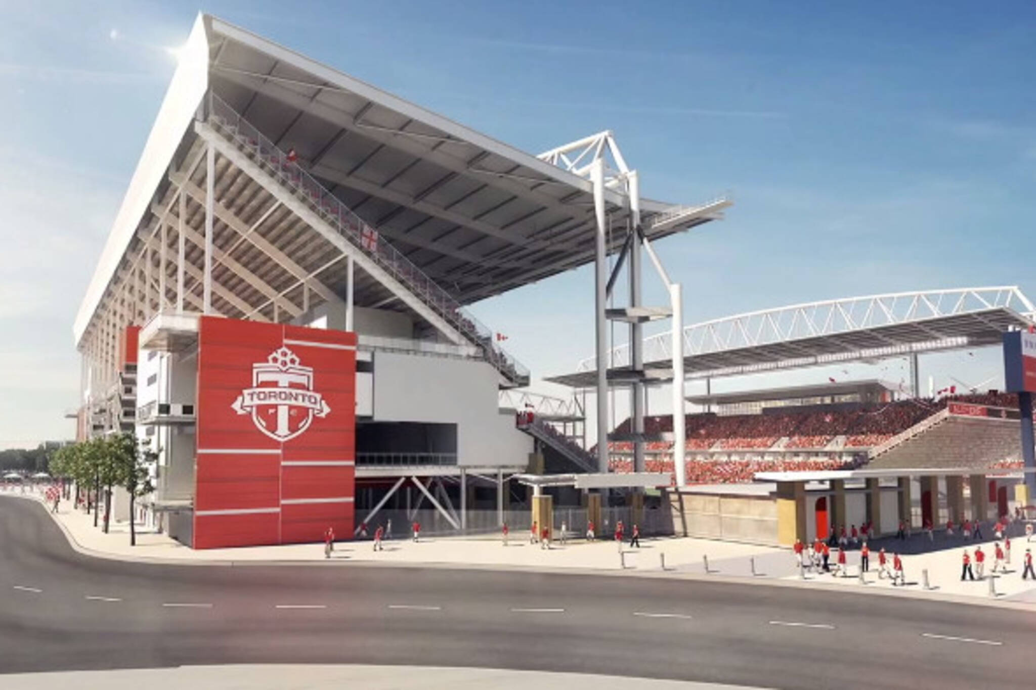 bmo field expansion toronto