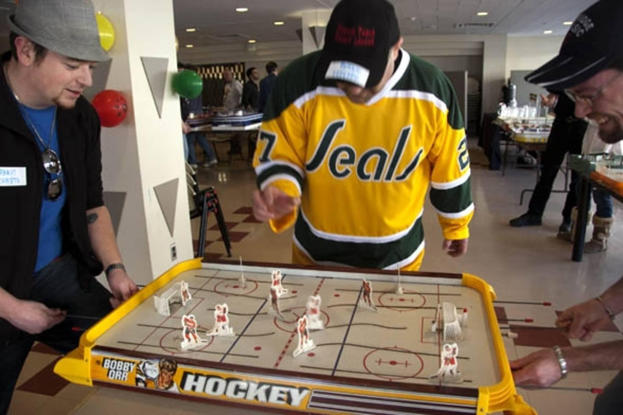 Table Hockey Toronto