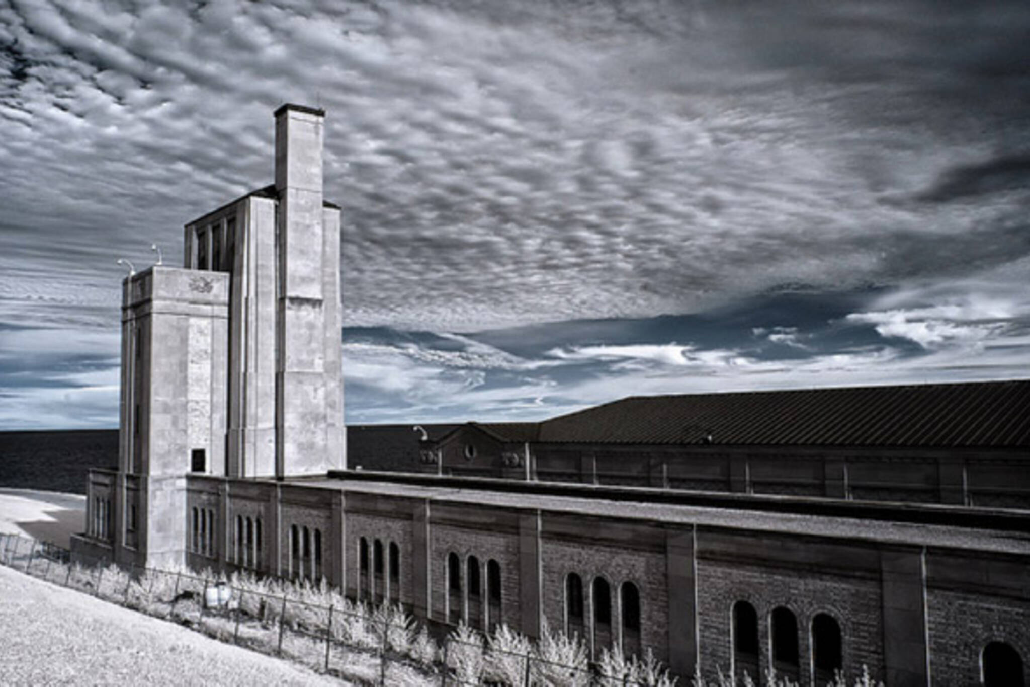 Harris Filtration Plant