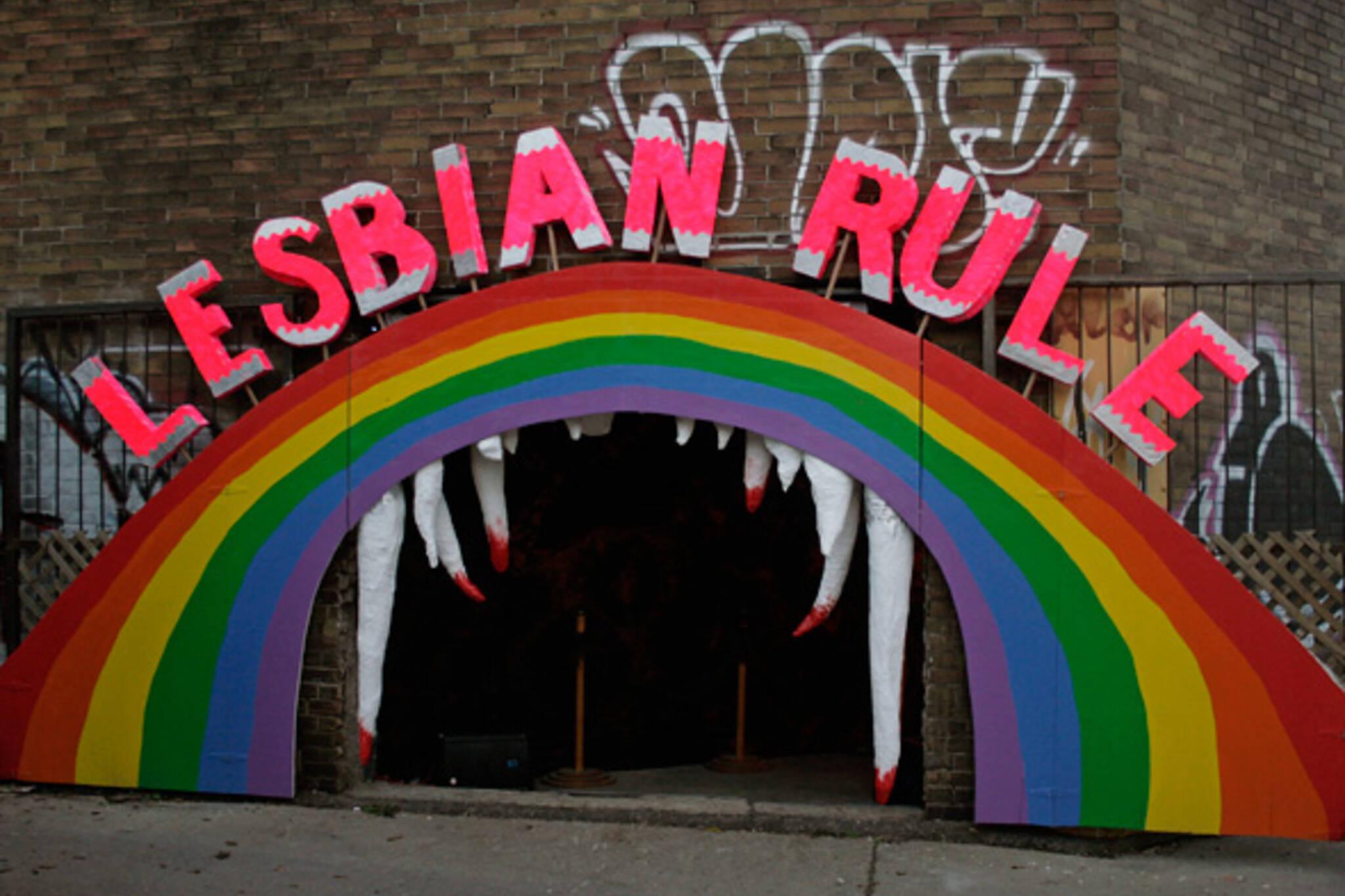 Lesbian Haunted House Toronto