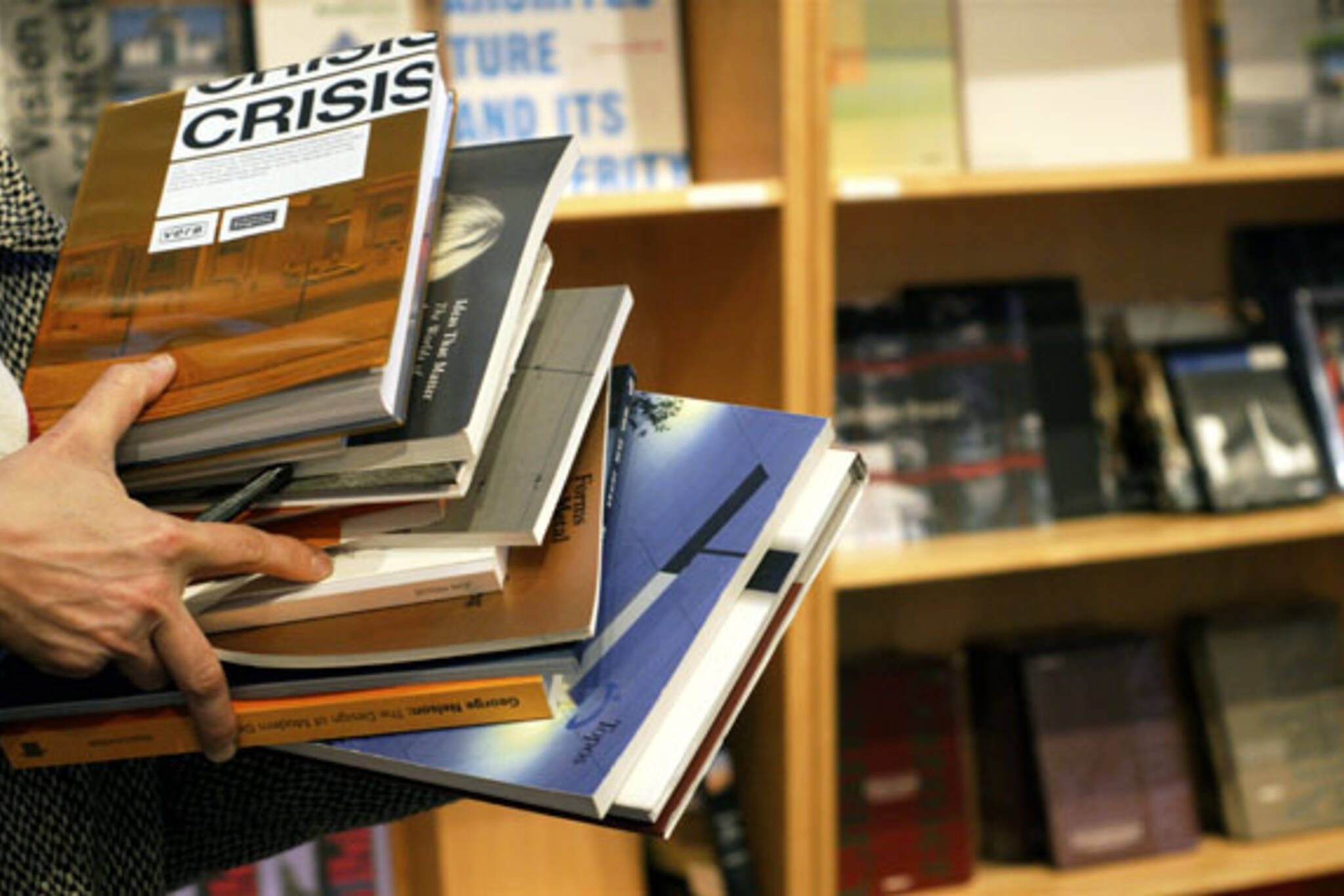 David Mirvish Books Closes