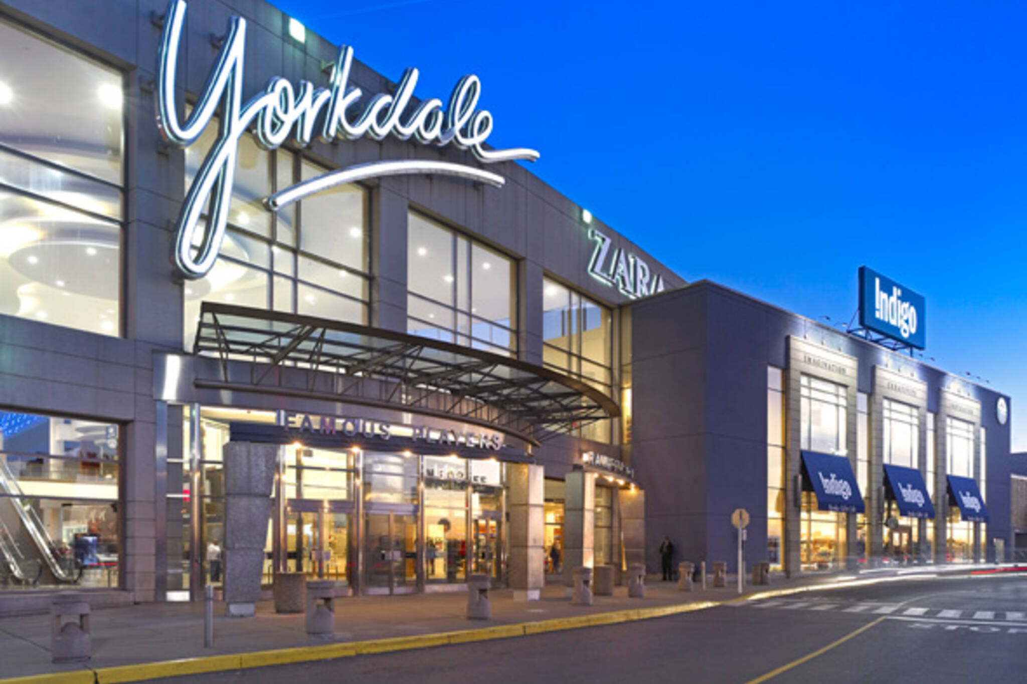 Yorkdale Mall Expansion