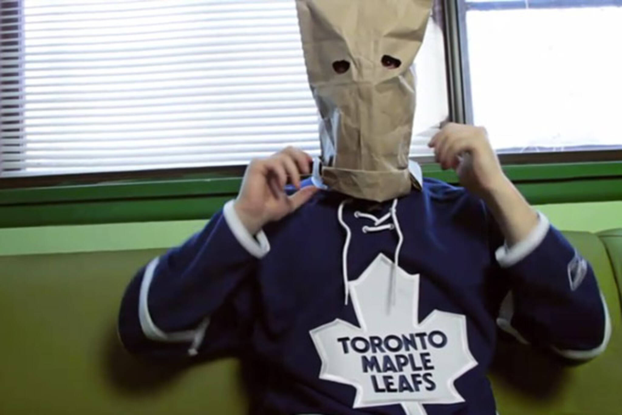 Leafs Habs YouTube Video