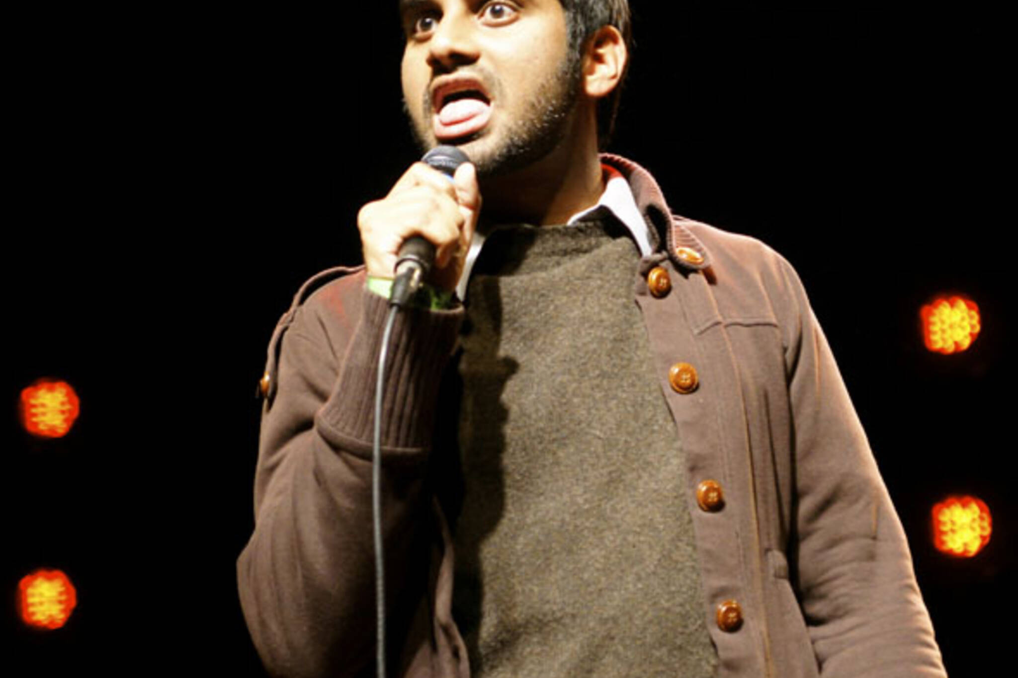 Aziz Ansari brings stand-up to The Mod Club in Toronto