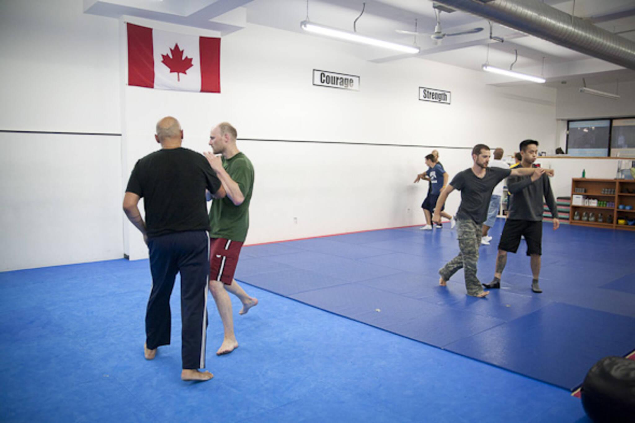 russian martial arts toronto