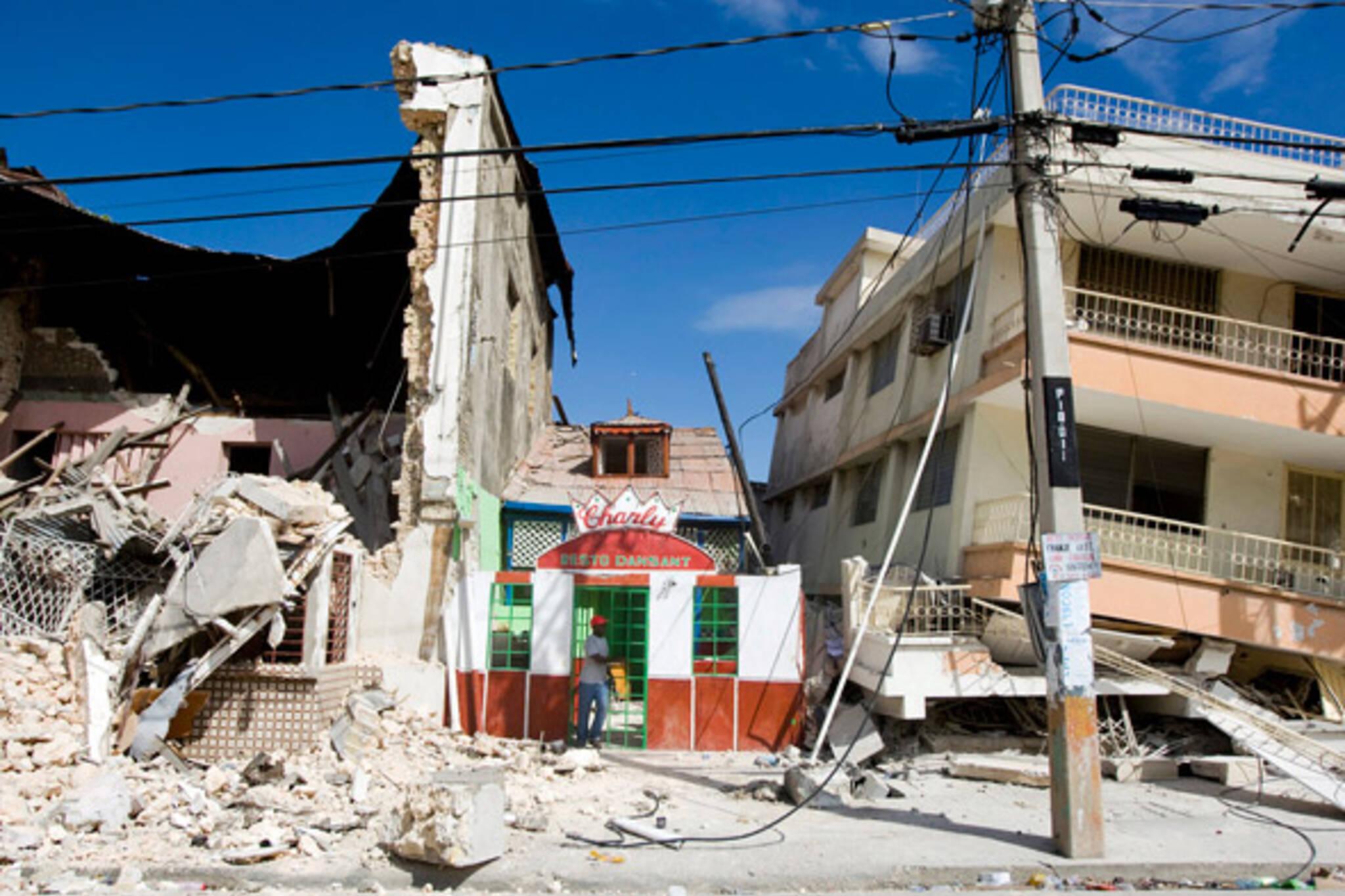 Haiti Earthquake Toronto