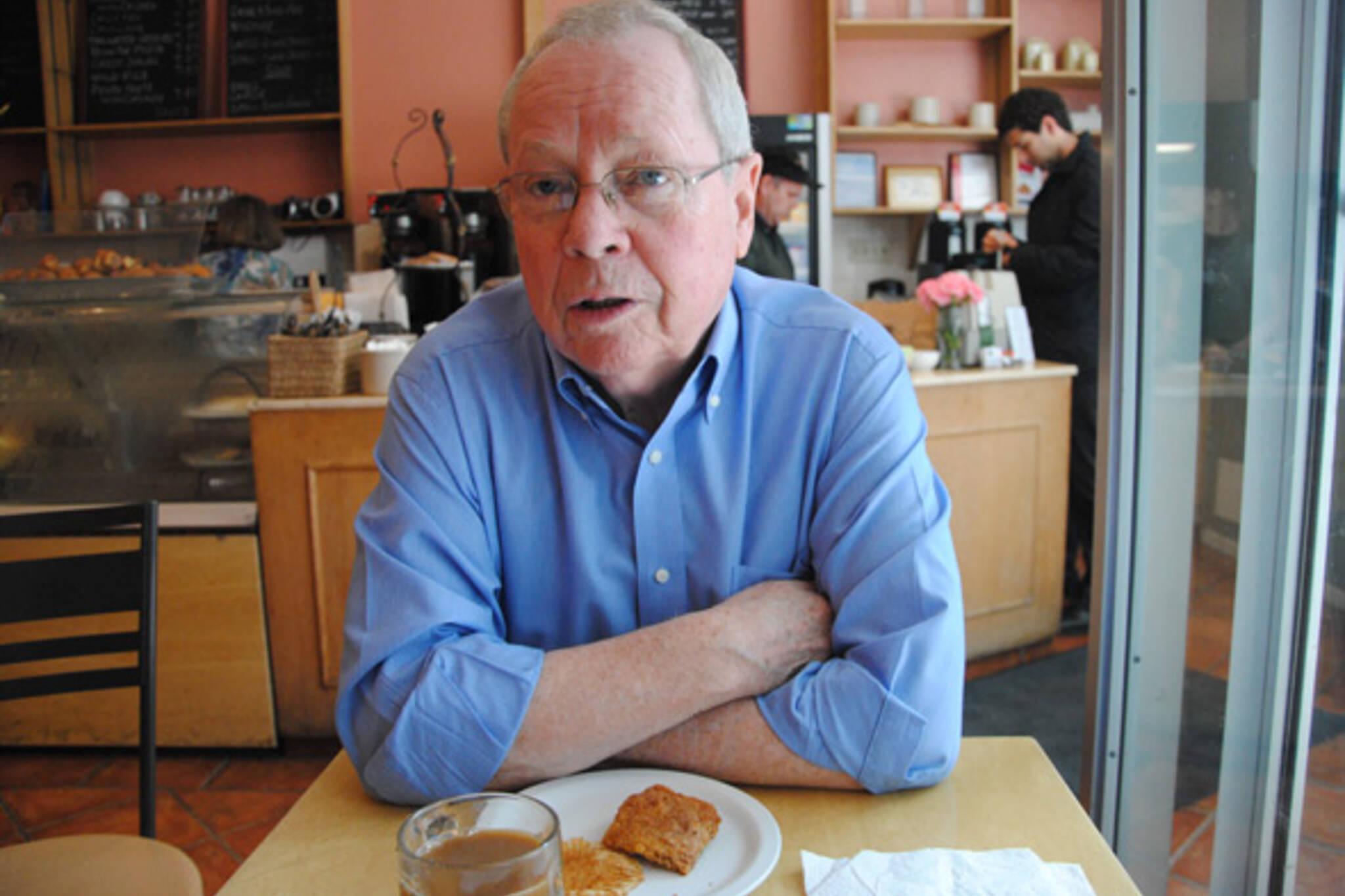David Crombie Toronto