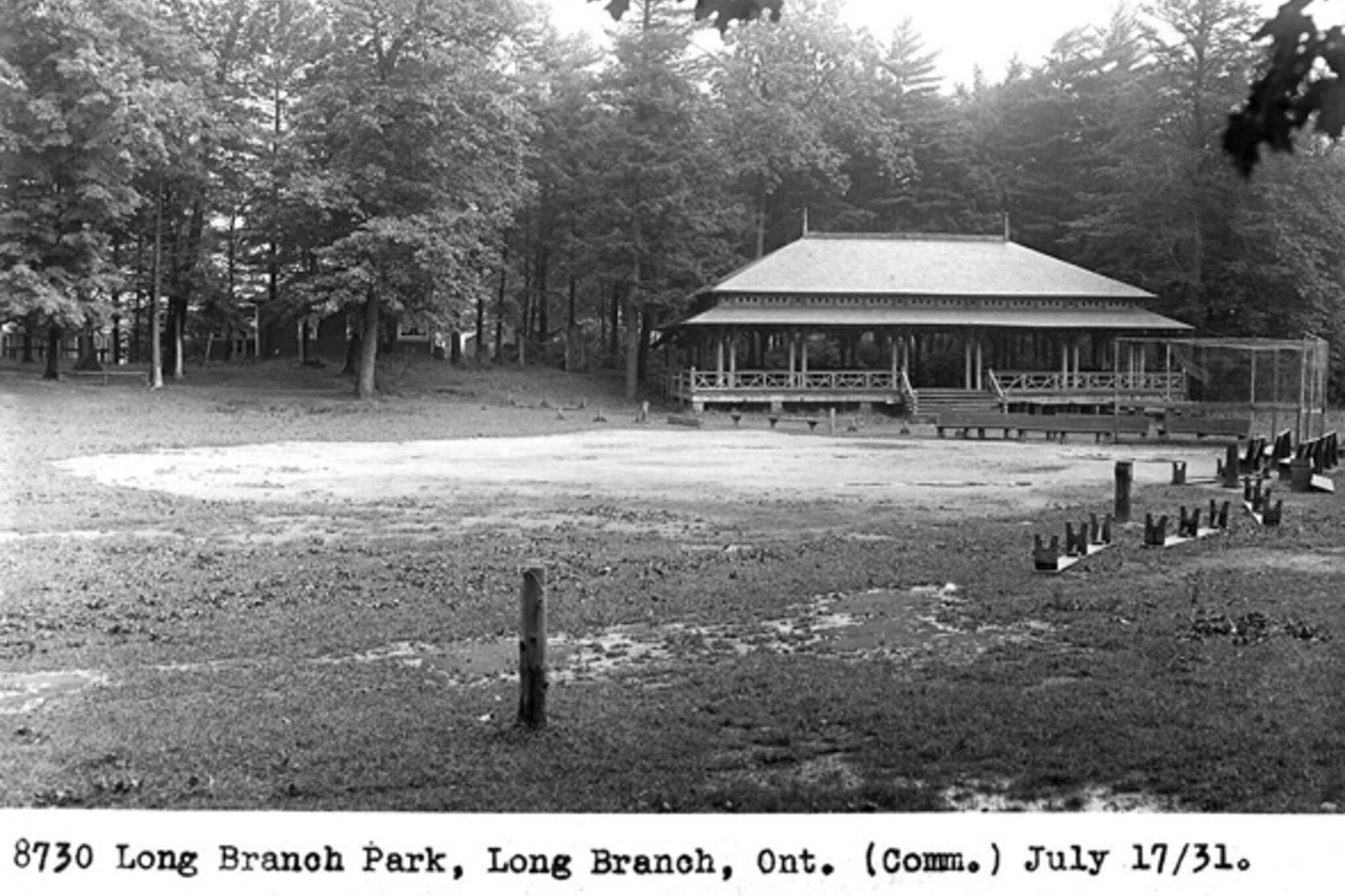 Toronto, history, Long Branch, west end, Etobicoke, summer resort, cottage country, streetcars