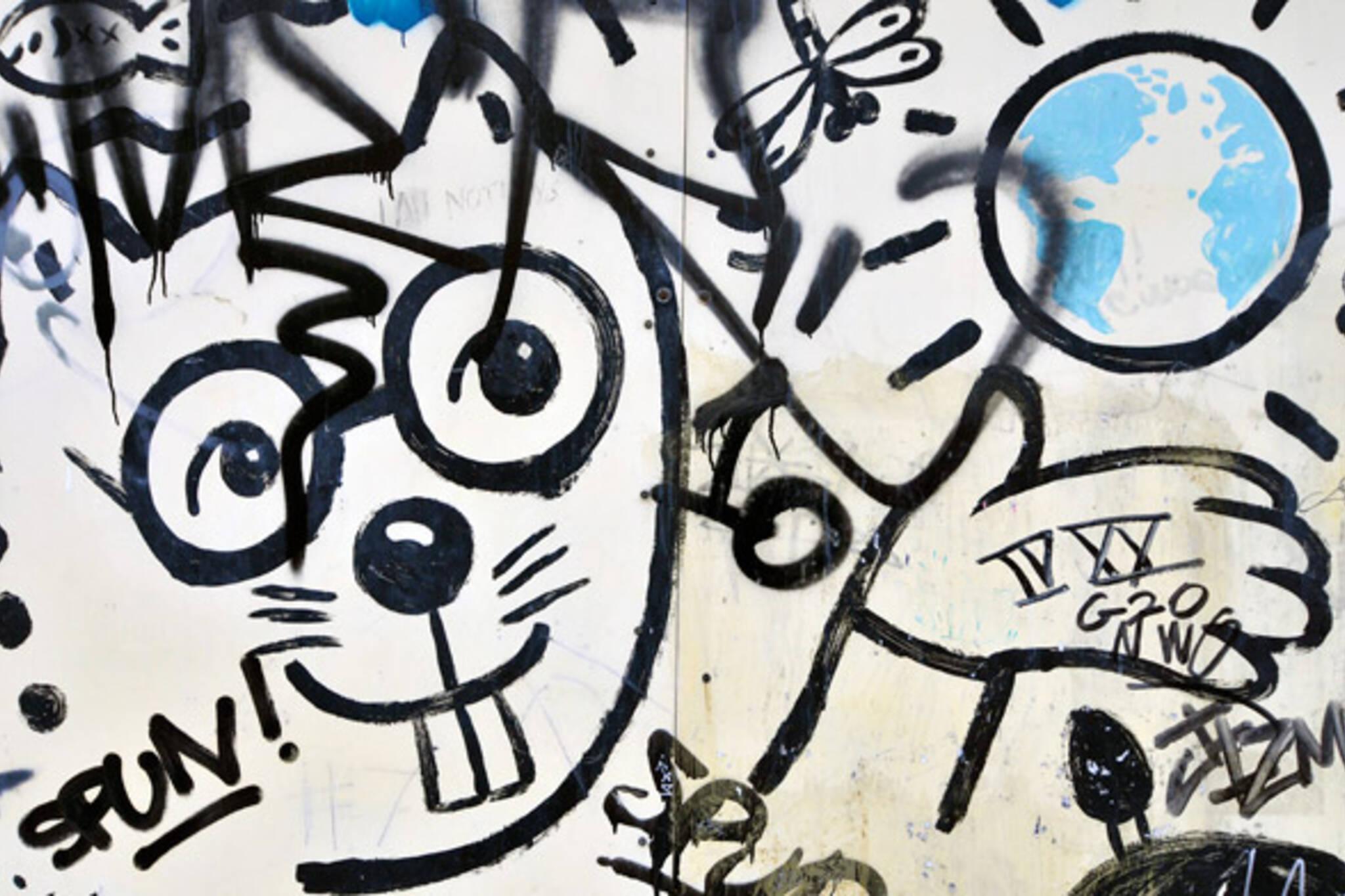 Toronto Graffiti blitz