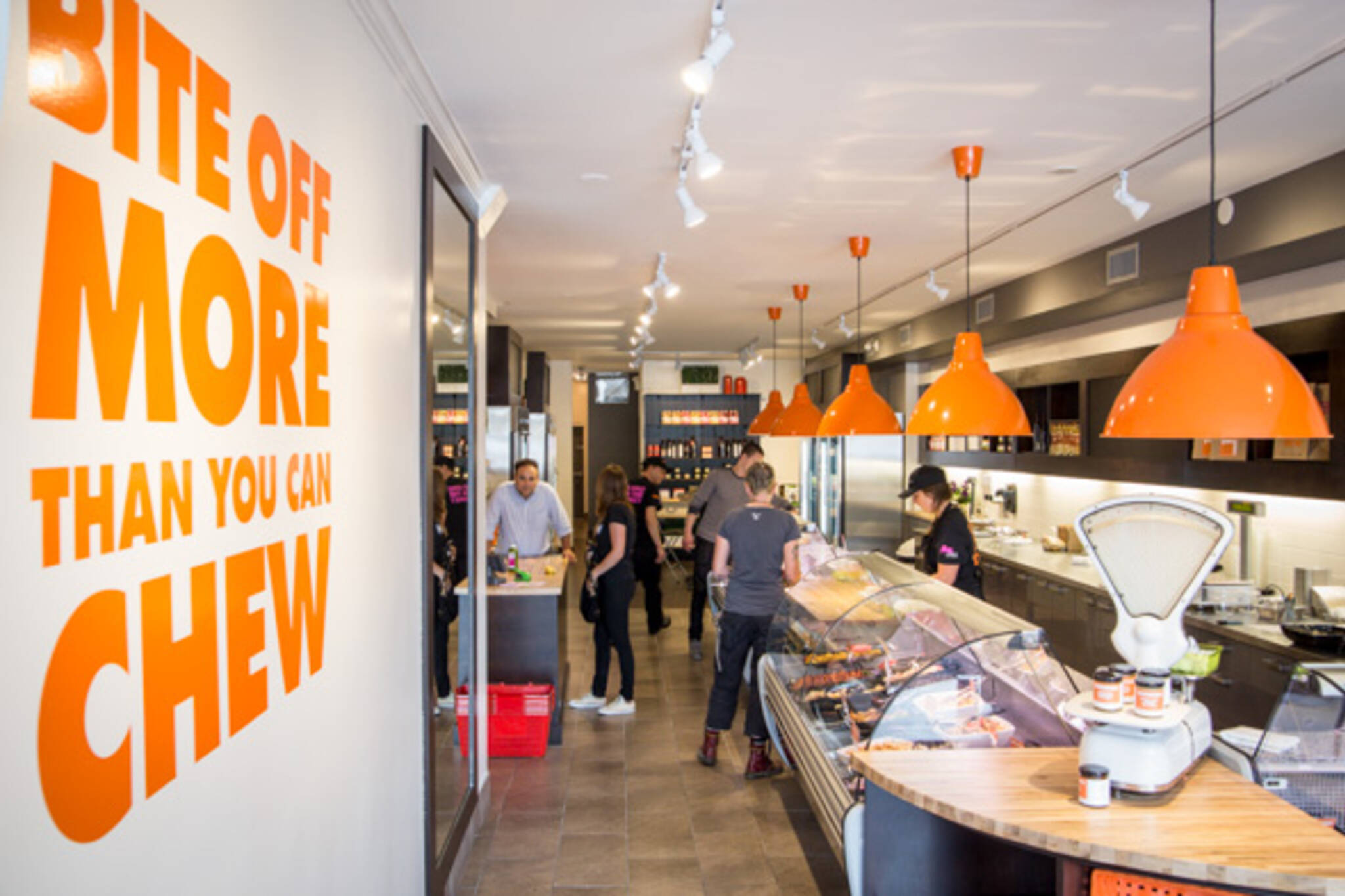 specialty food stores toronto
