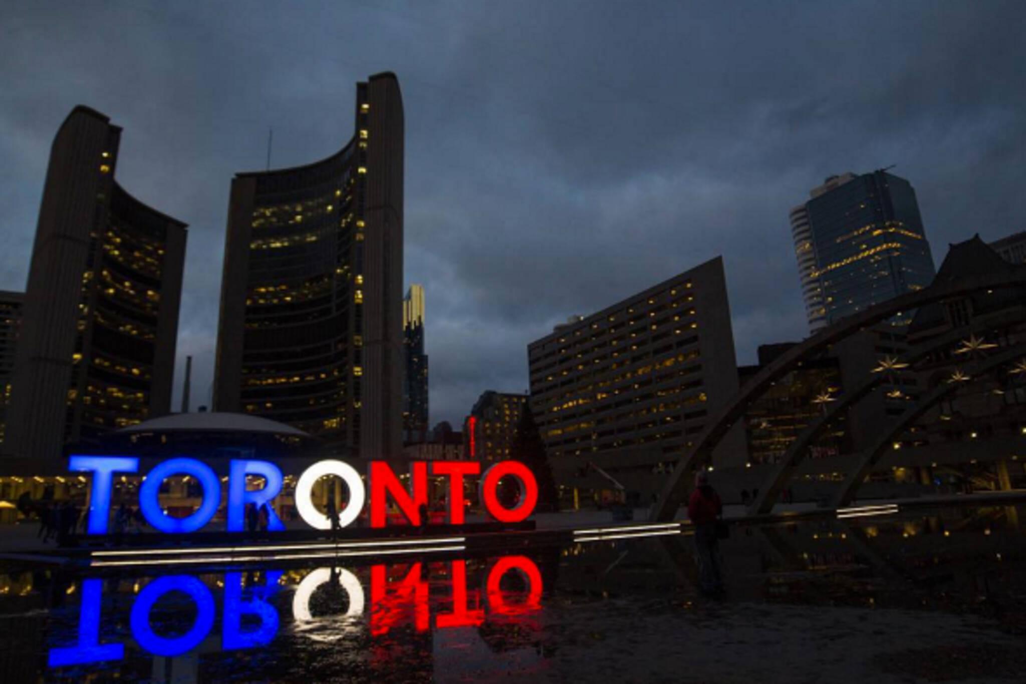 Toronto Nice France vigil