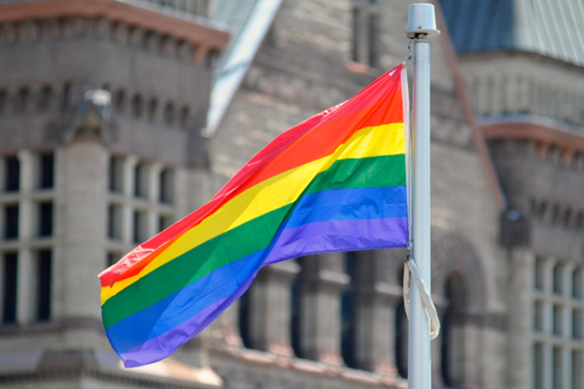 Rob Ford Pride Flag