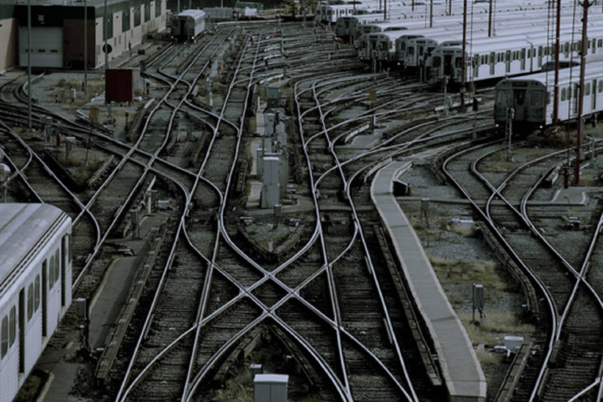TTC Train Yards