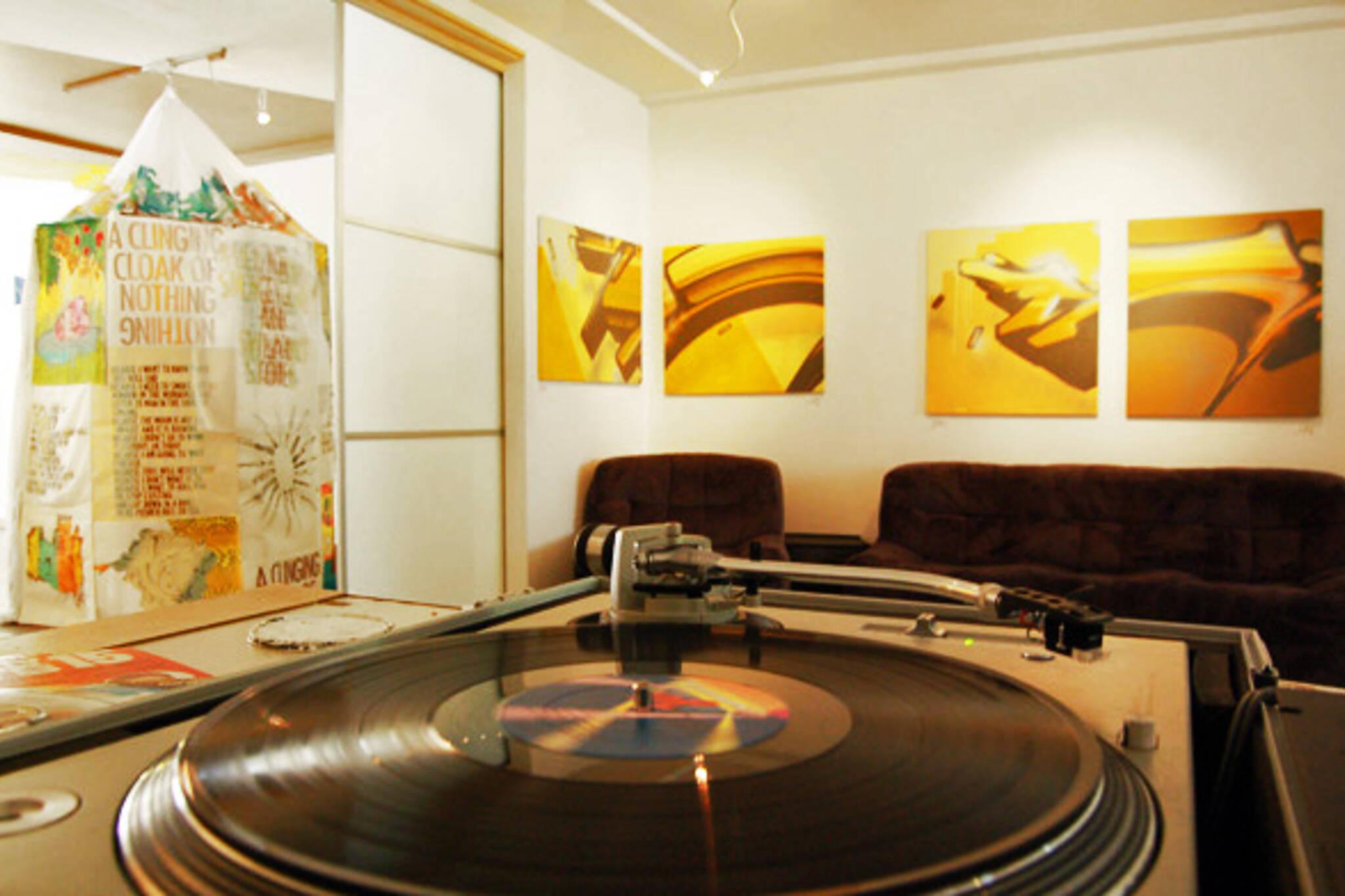 art gallery queen west