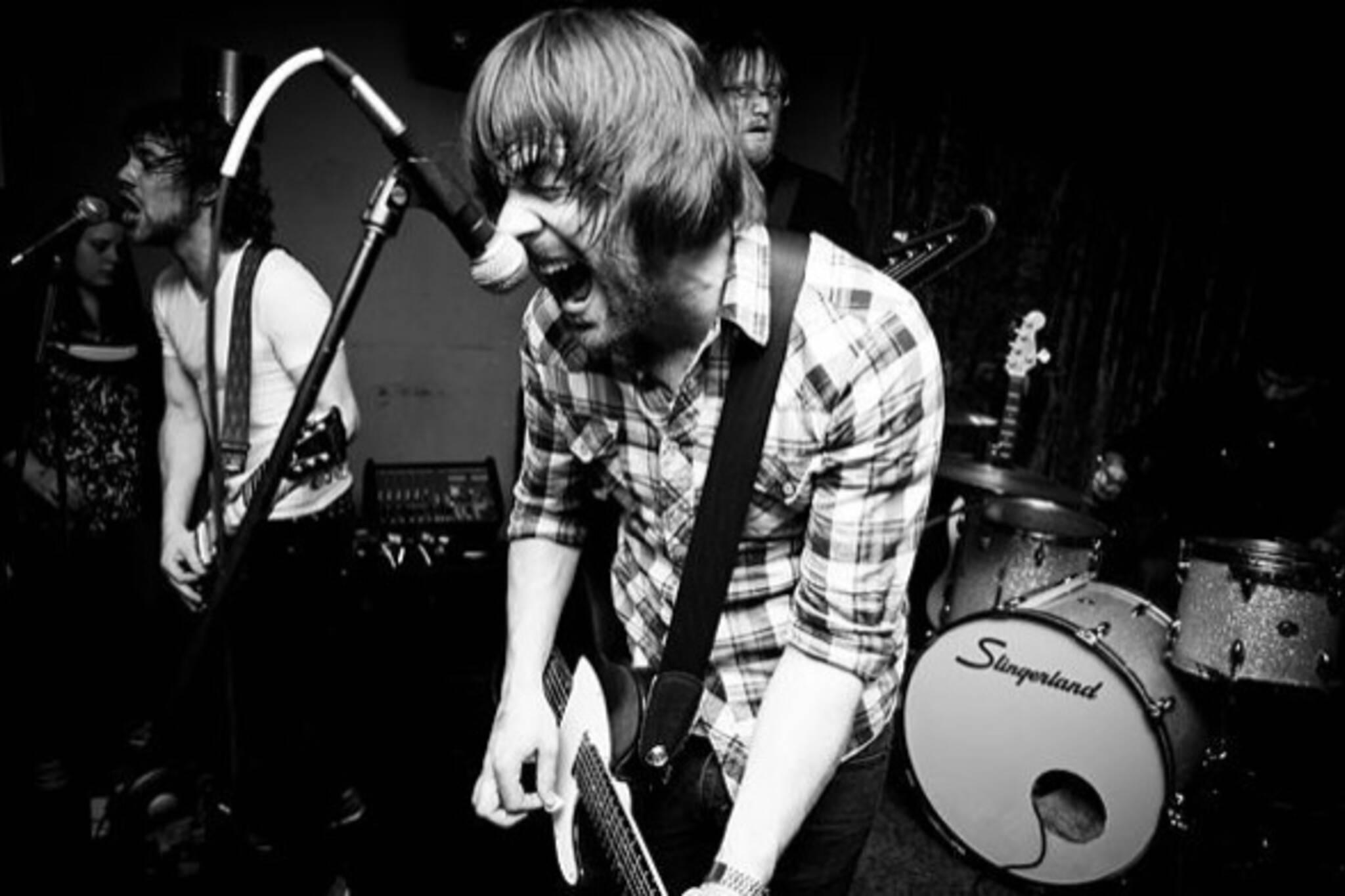 the Reason band