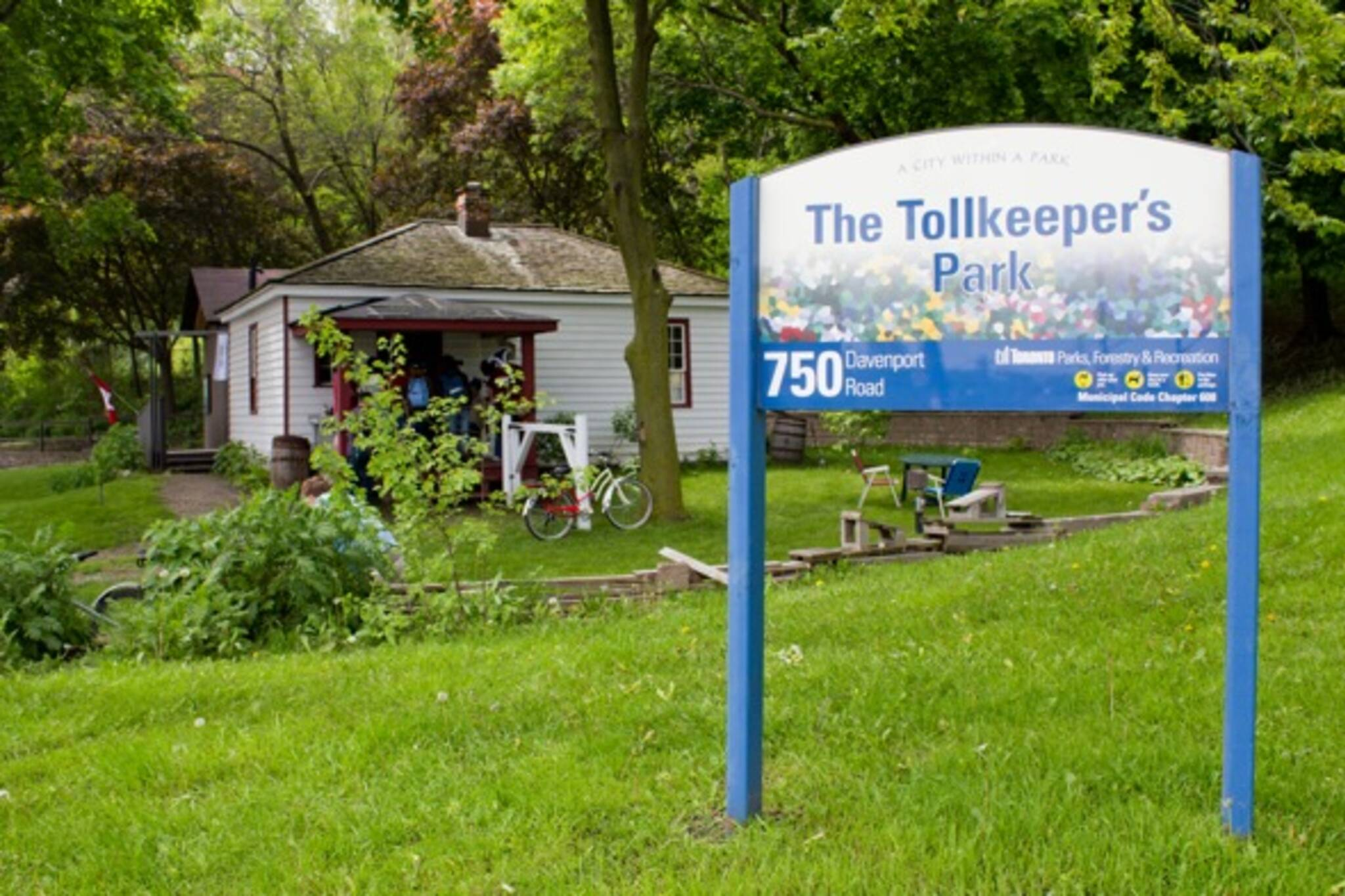 The Tollkeeper's Cottage Toronto