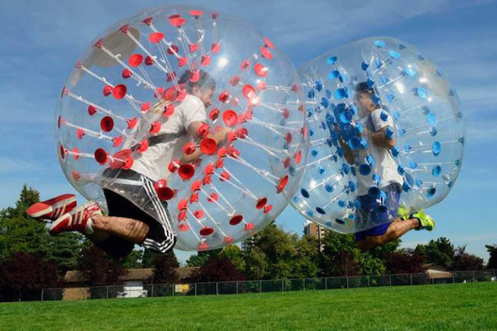 bubble ball toronto