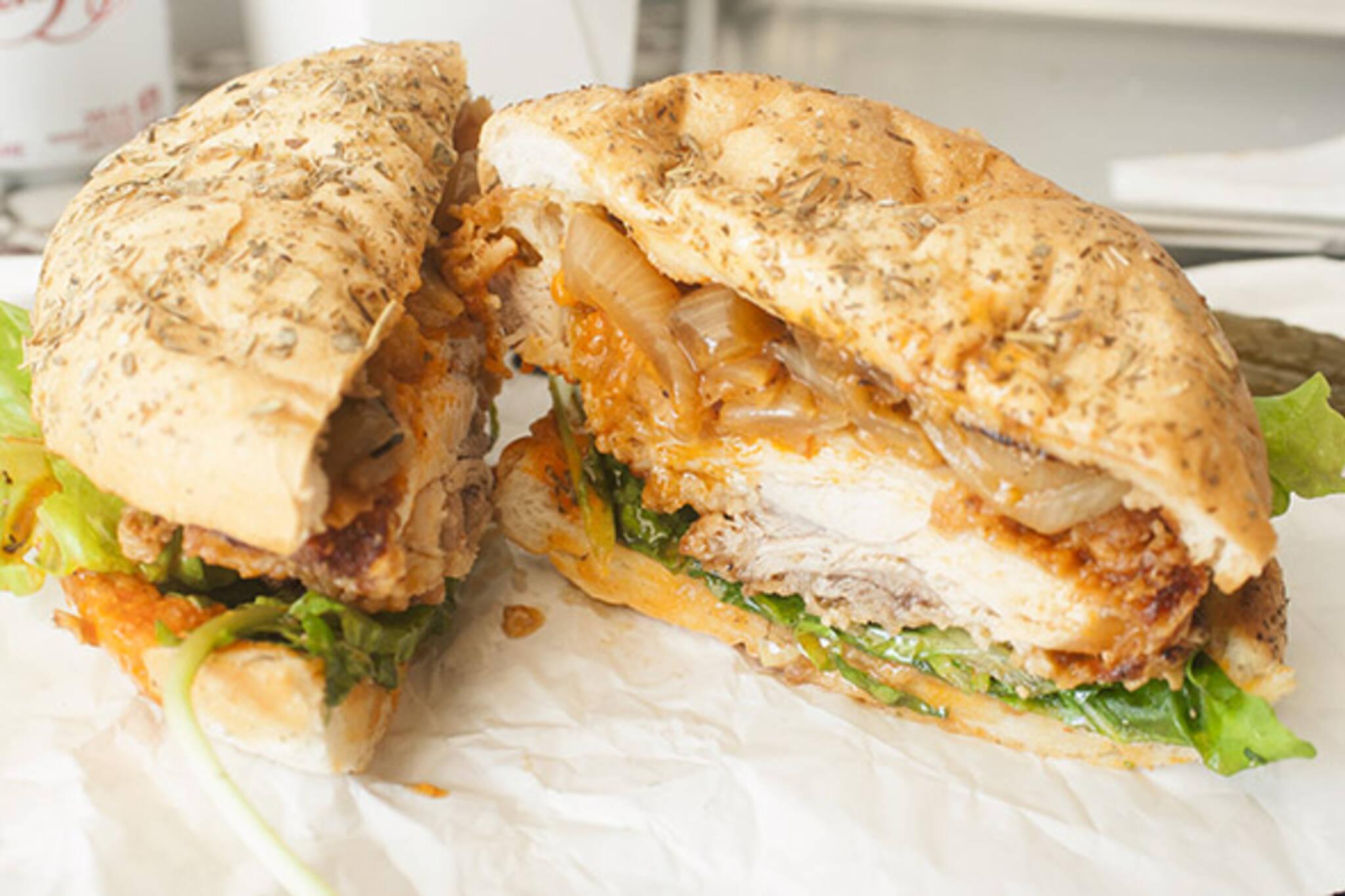 sandwiches bloor lansdowne