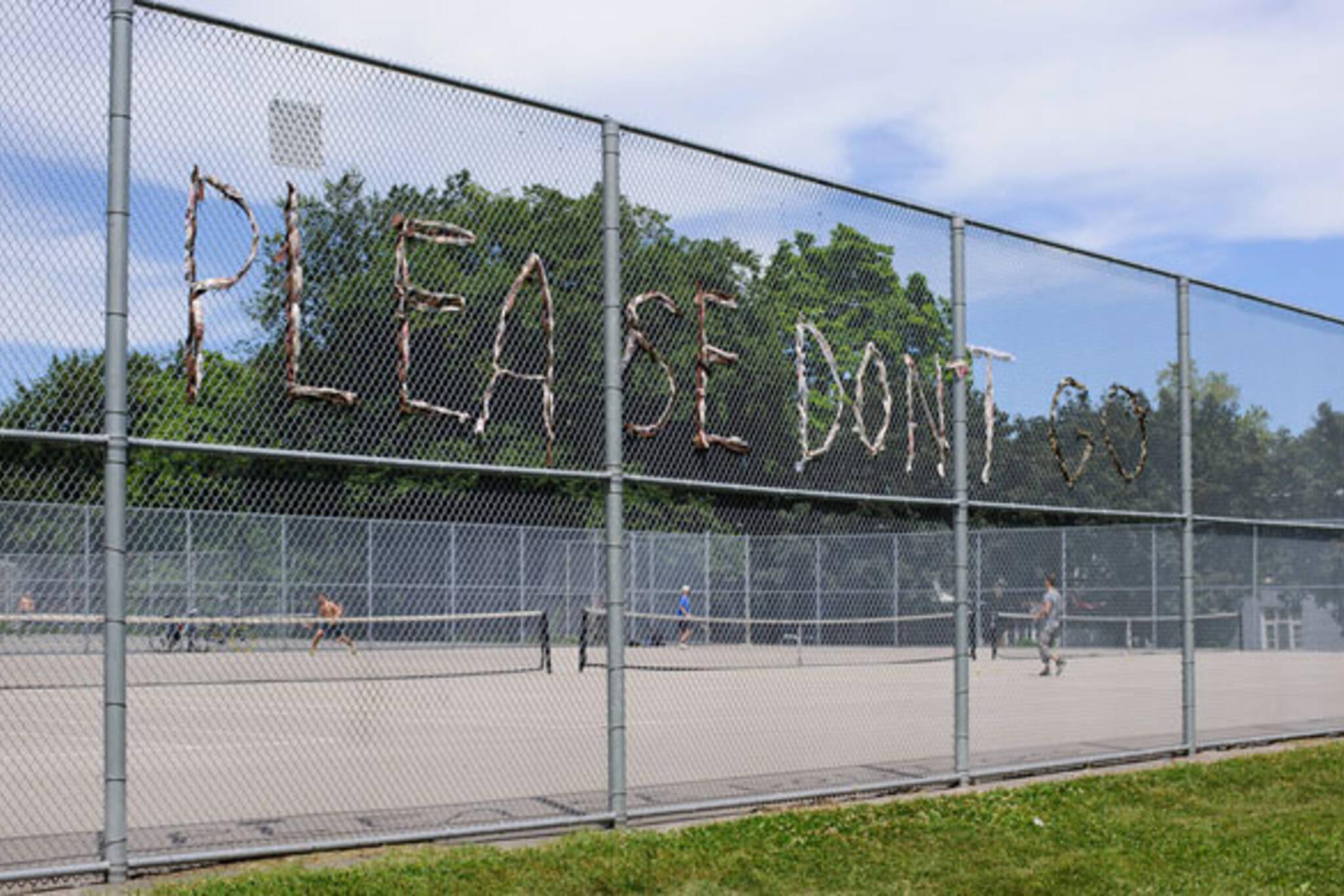 toronto tennis court