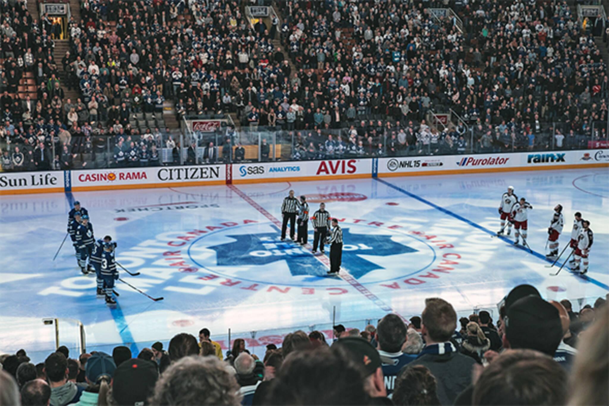 Toronto Maple Leafs attendance