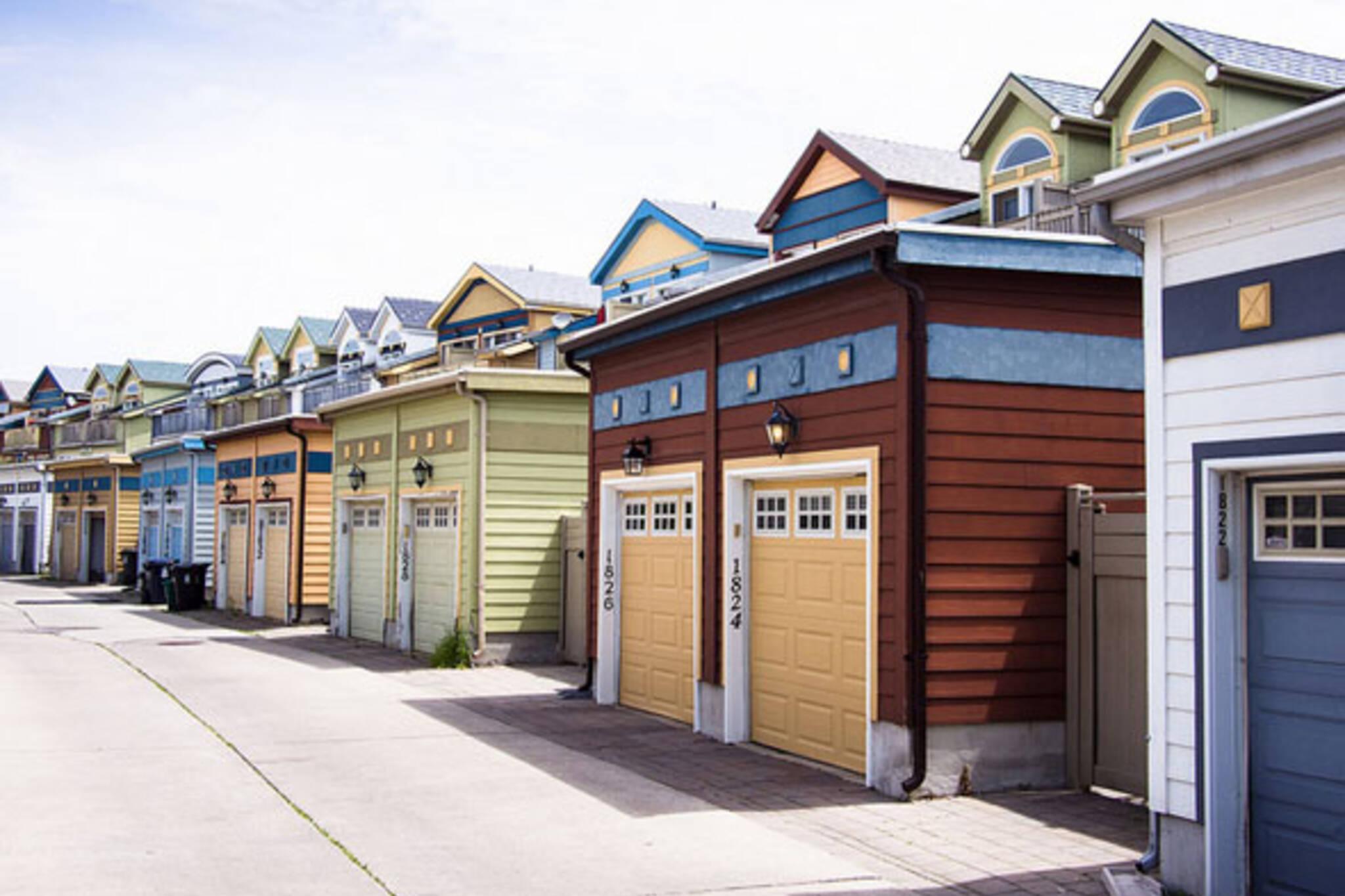 toronto garages