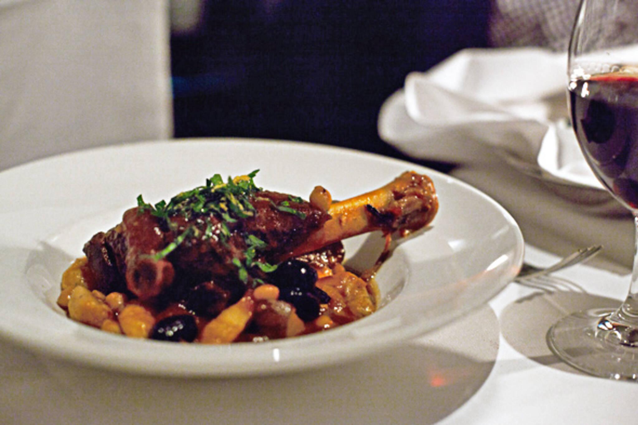 Tuscan Restaurant Toronto