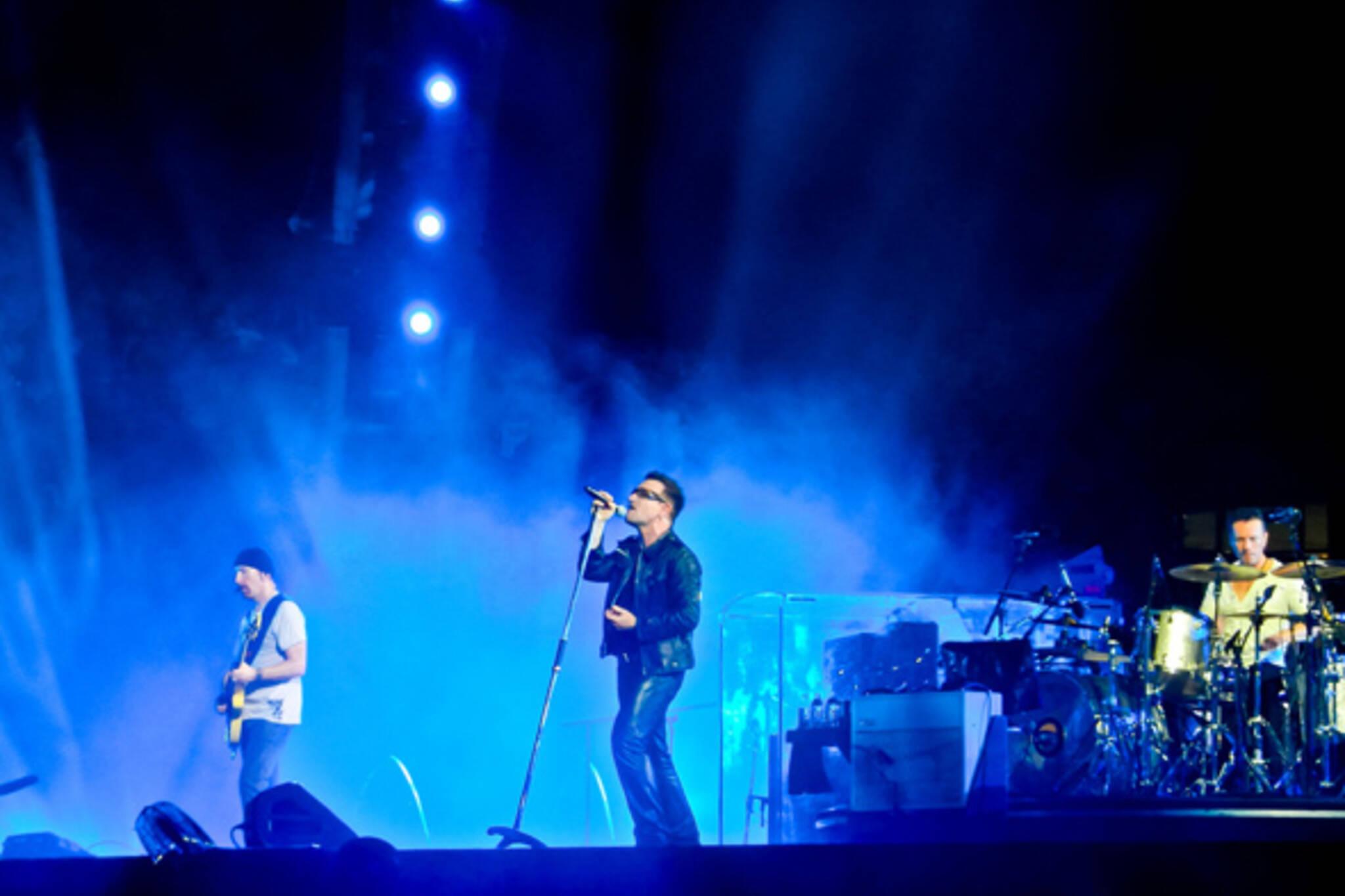 U2 Toronto